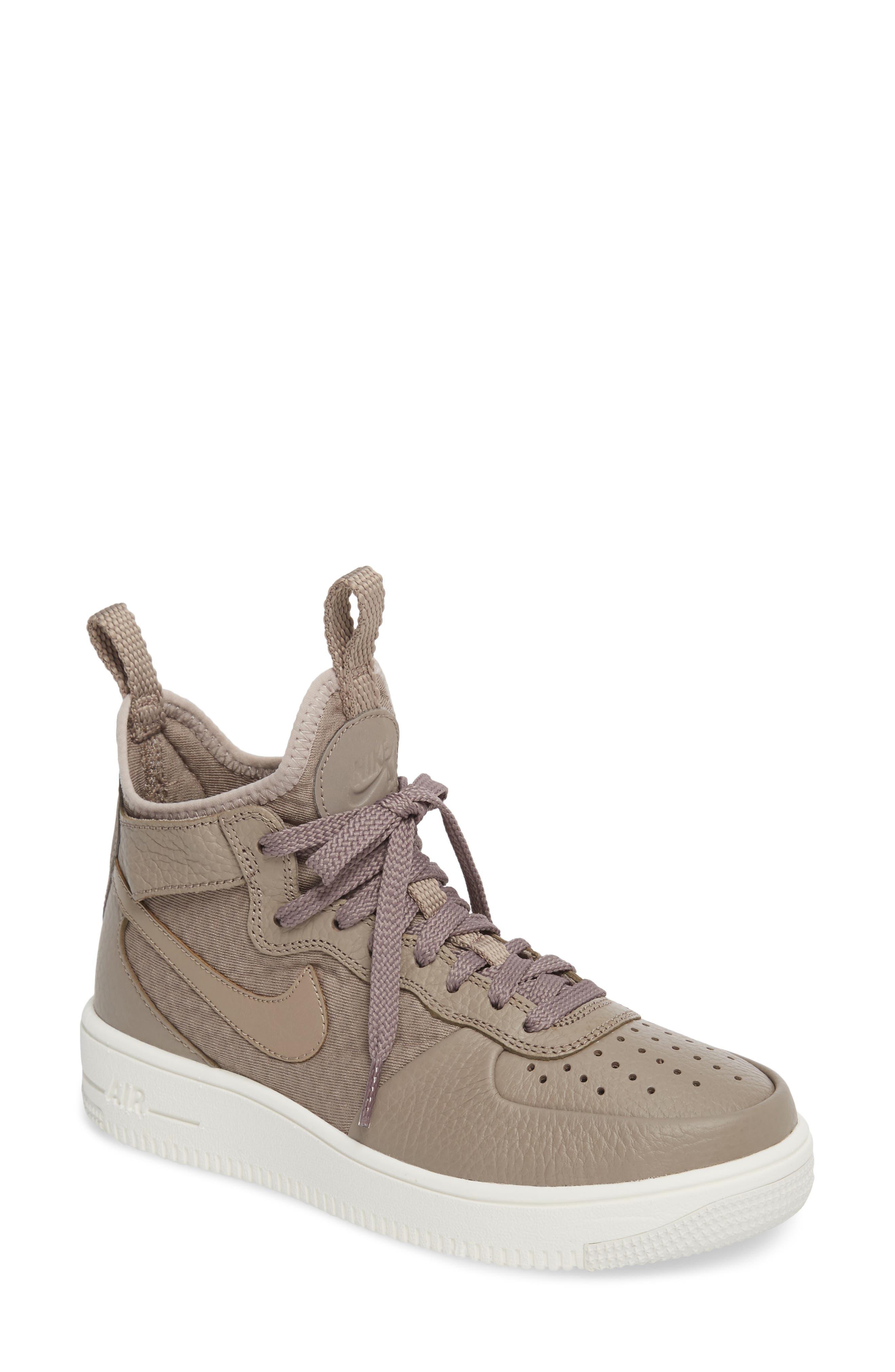 Air Force 1 Ultraforce Mid Sneaker,                             Main thumbnail 1, color,                             022