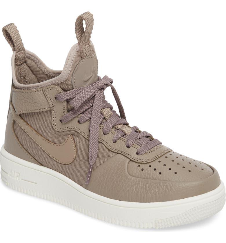 2e44f374f329 Nike Air Force 1 Ultraforce Mid Sneaker (Women)