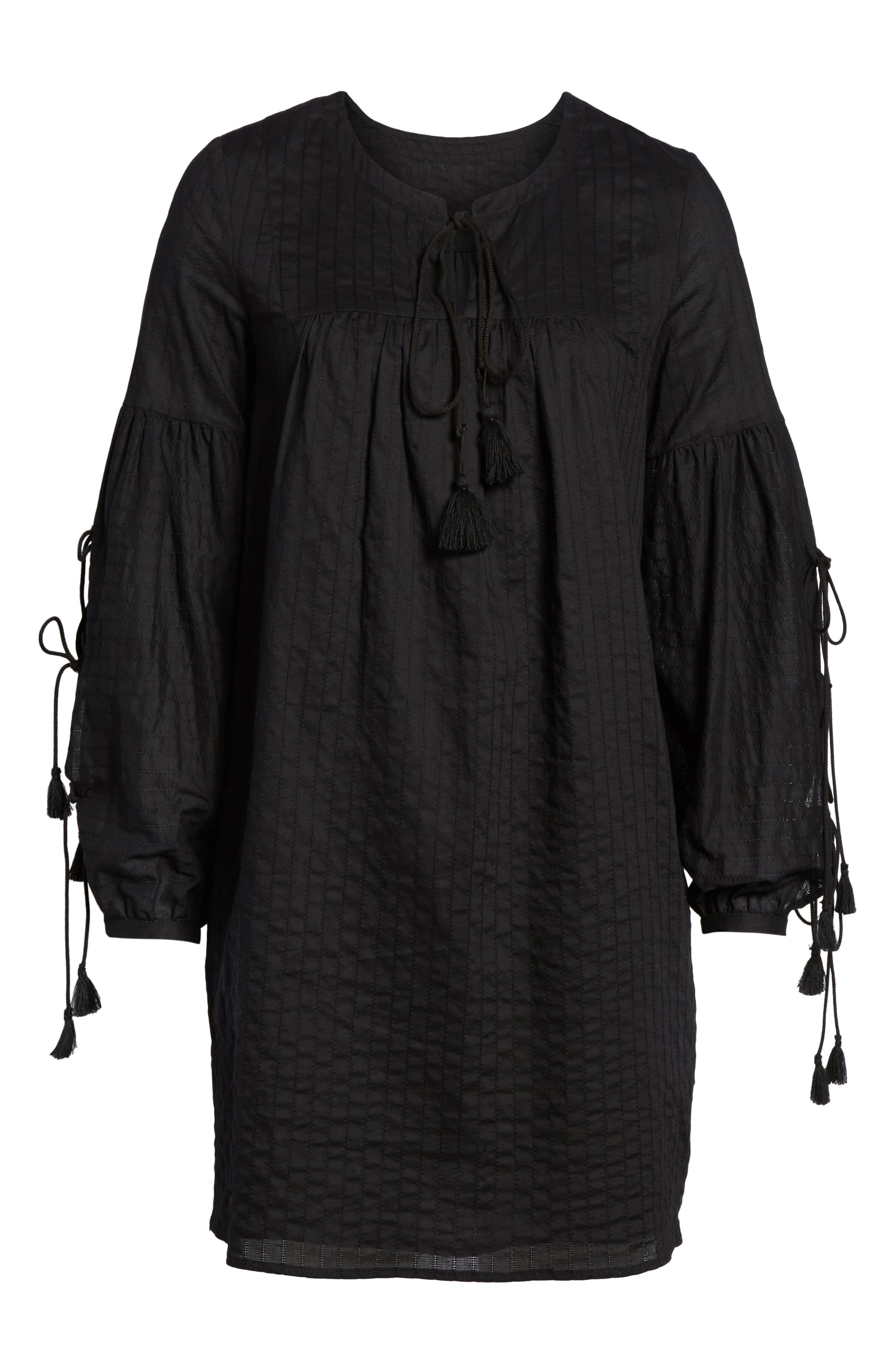 Dolly Dress,                             Alternate thumbnail 6, color,                             001