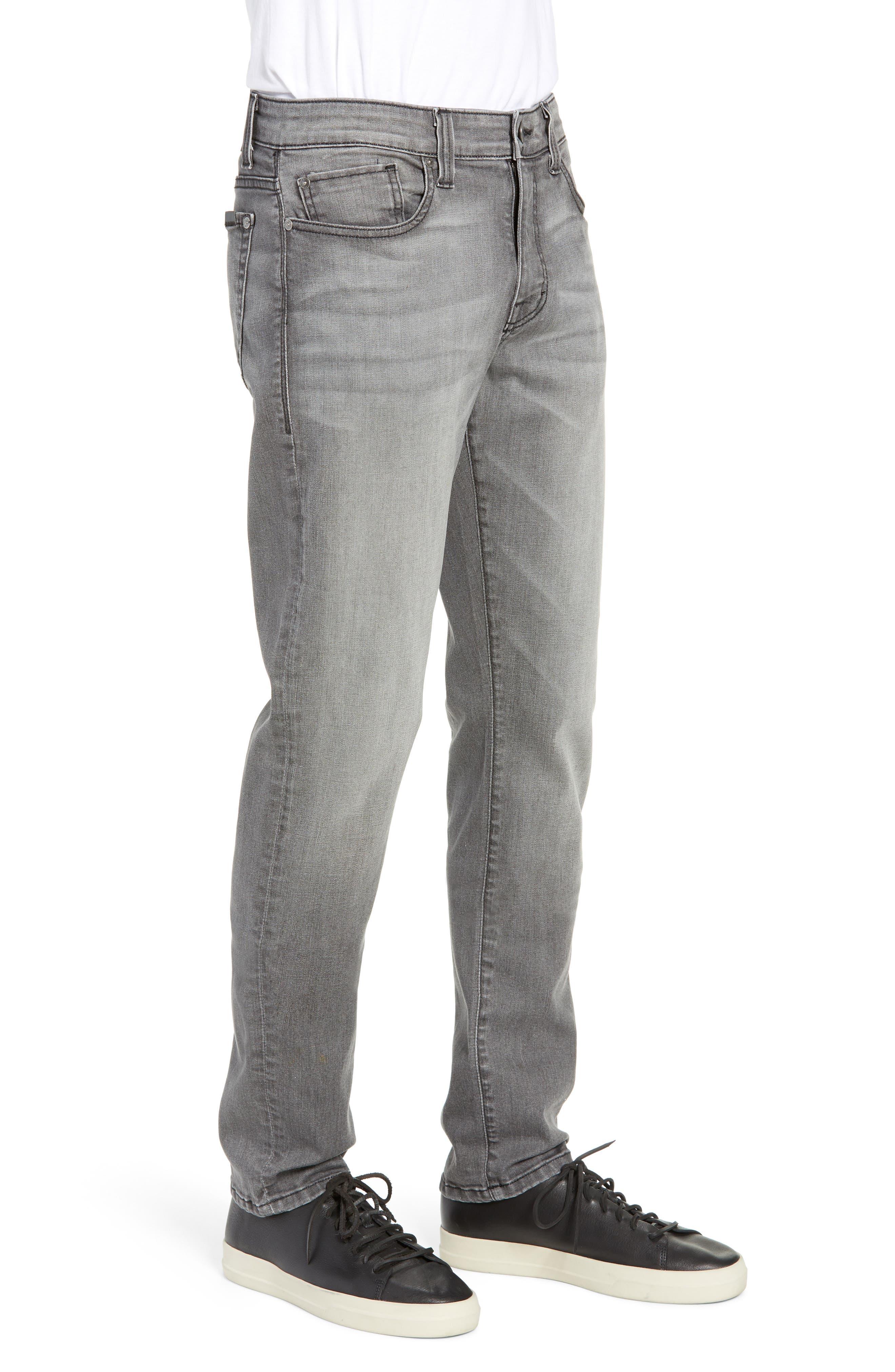 Torino Slim Fit Jeans,                             Alternate thumbnail 3, color,                             PHANTOM GREY