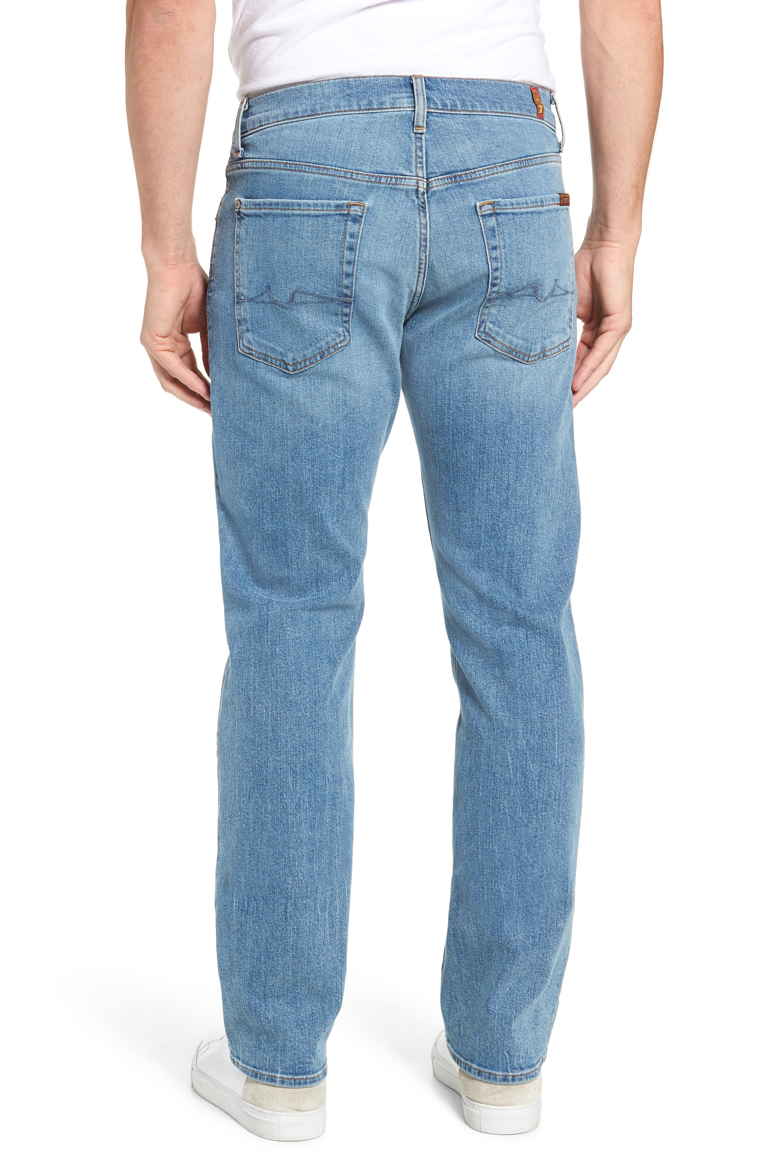 Austyn Relaxed Fit Jeans,                             Alternate thumbnail 2, color,                             PROSE