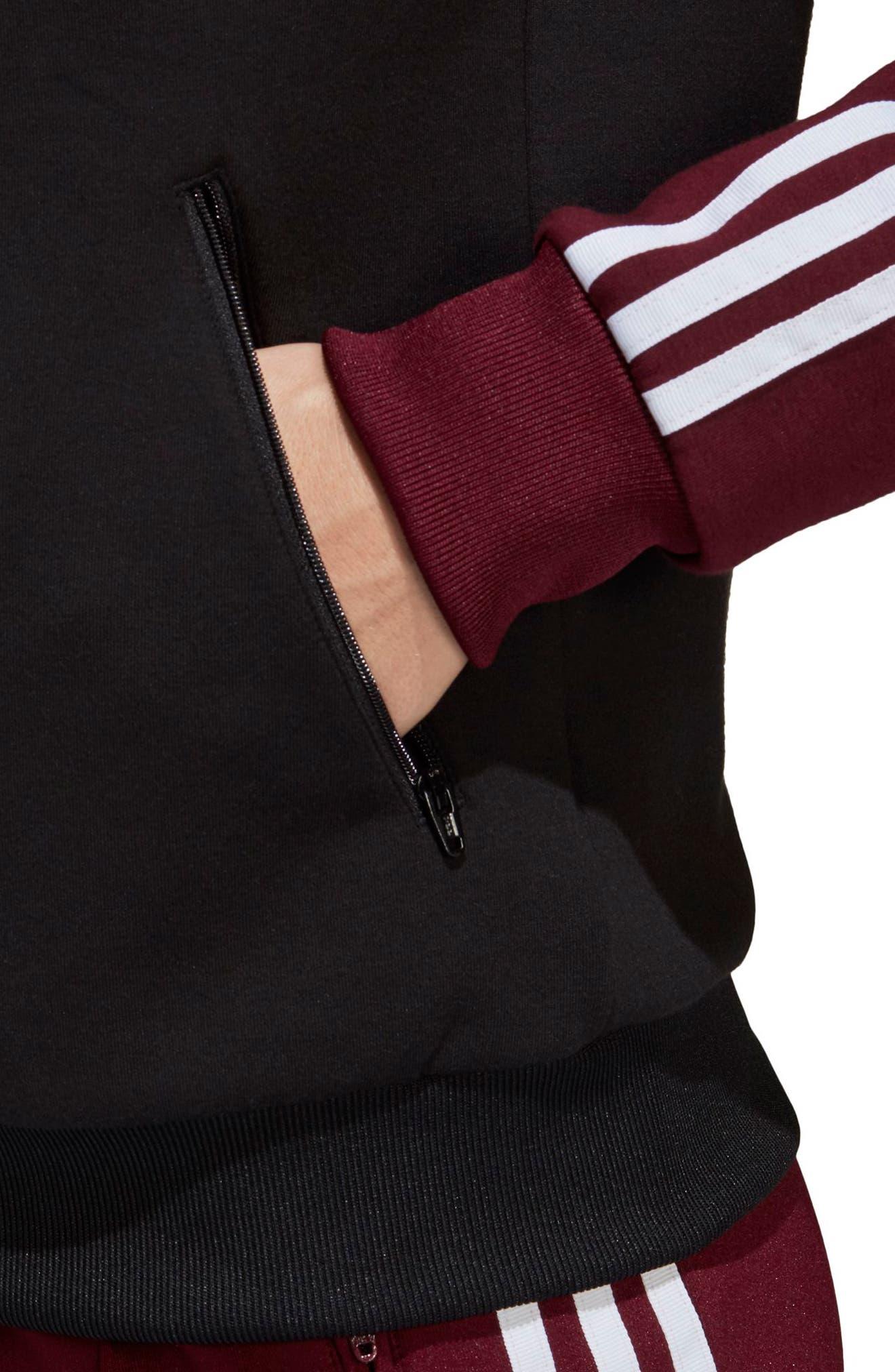 CLRDO SST Track Jacket,                             Alternate thumbnail 4, color,                             930