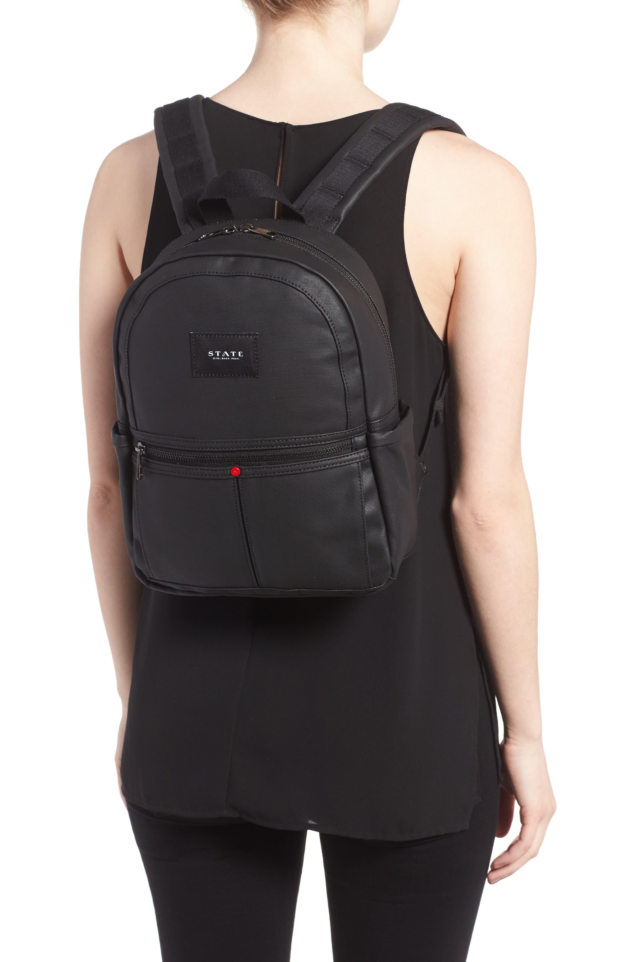 Greenpoint Mini Kane Backpack,                             Alternate thumbnail 2, color,                             001