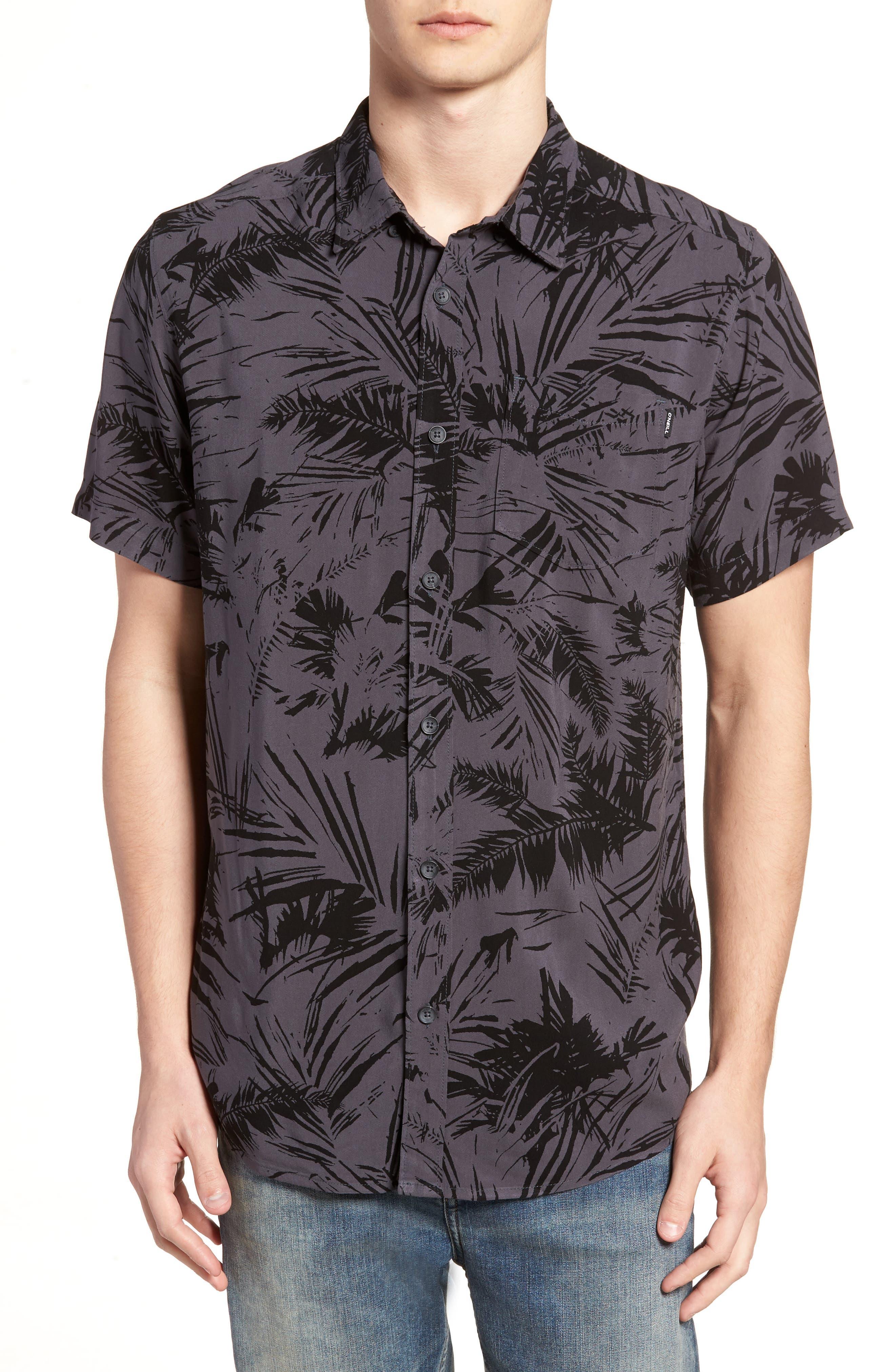 Ascher Woven Shirt,                         Main,                         color, 020