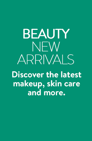 Beauty new arrivals: discover the latest makeup, skin care and more.
