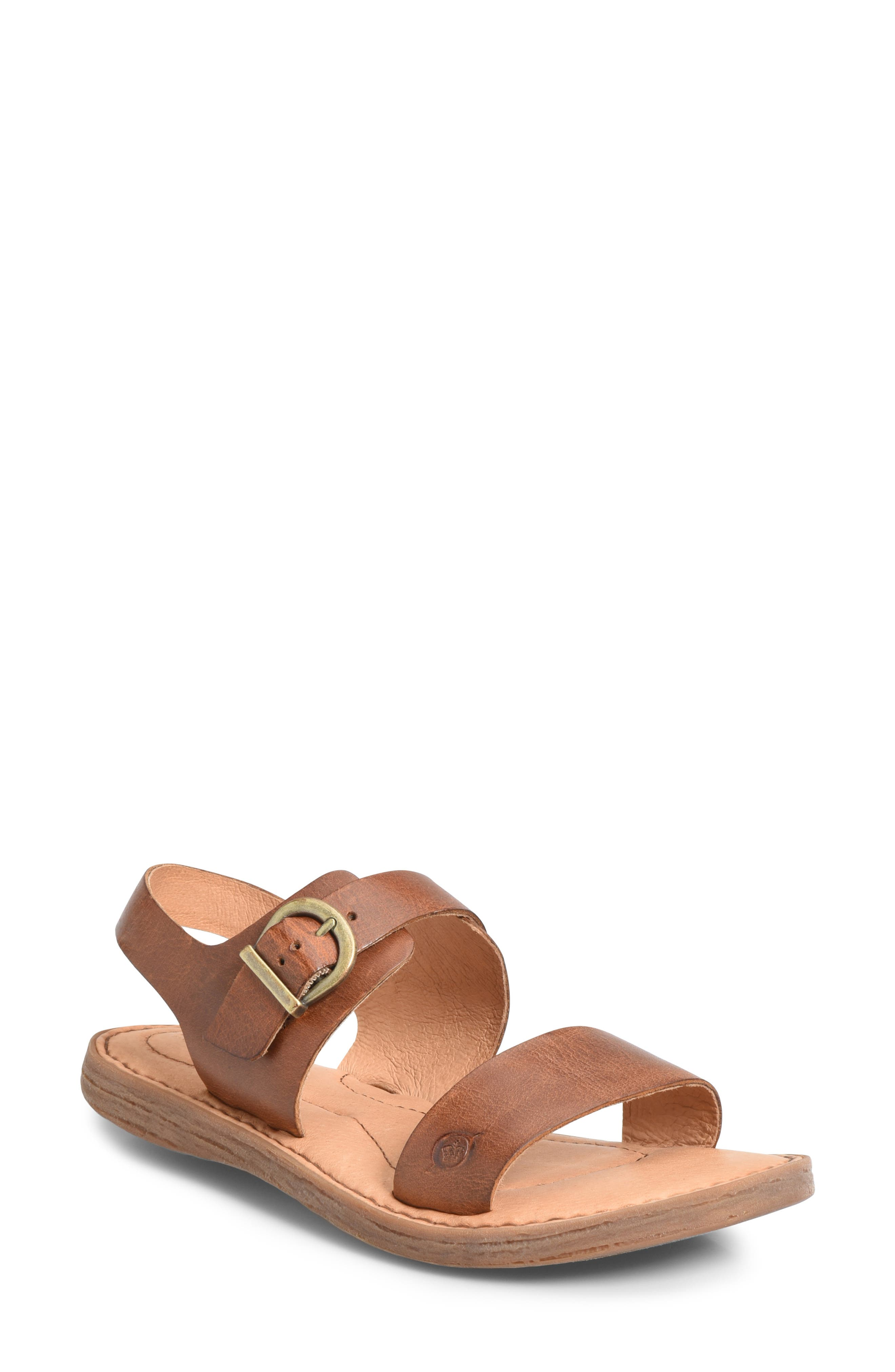 B?rn Selway Sandal, Brown