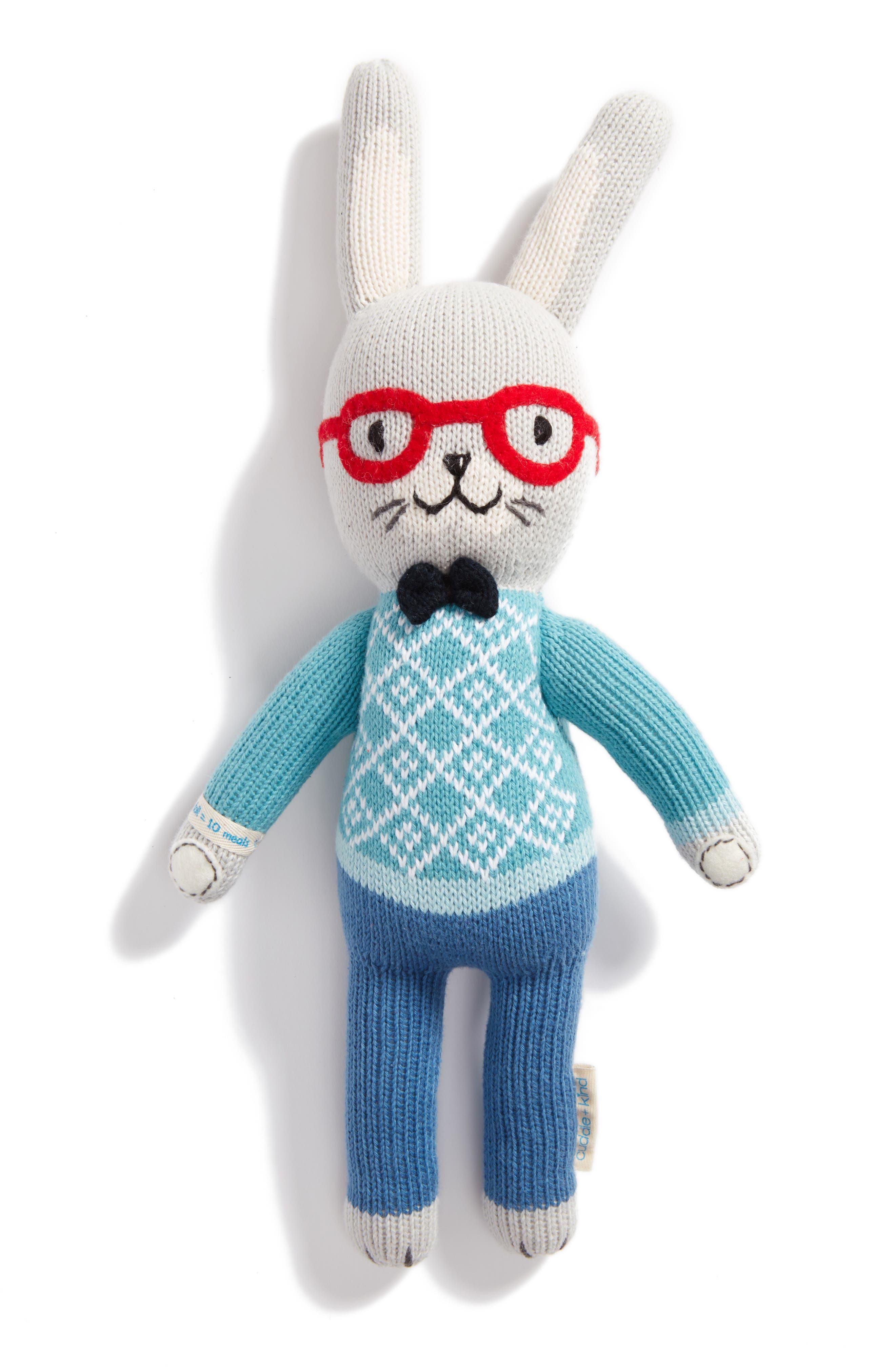 CUDDLE+KIND,                             cuddle + kind Sadie the Fox Stuffed Animal,                             Main thumbnail 1, color,                             400