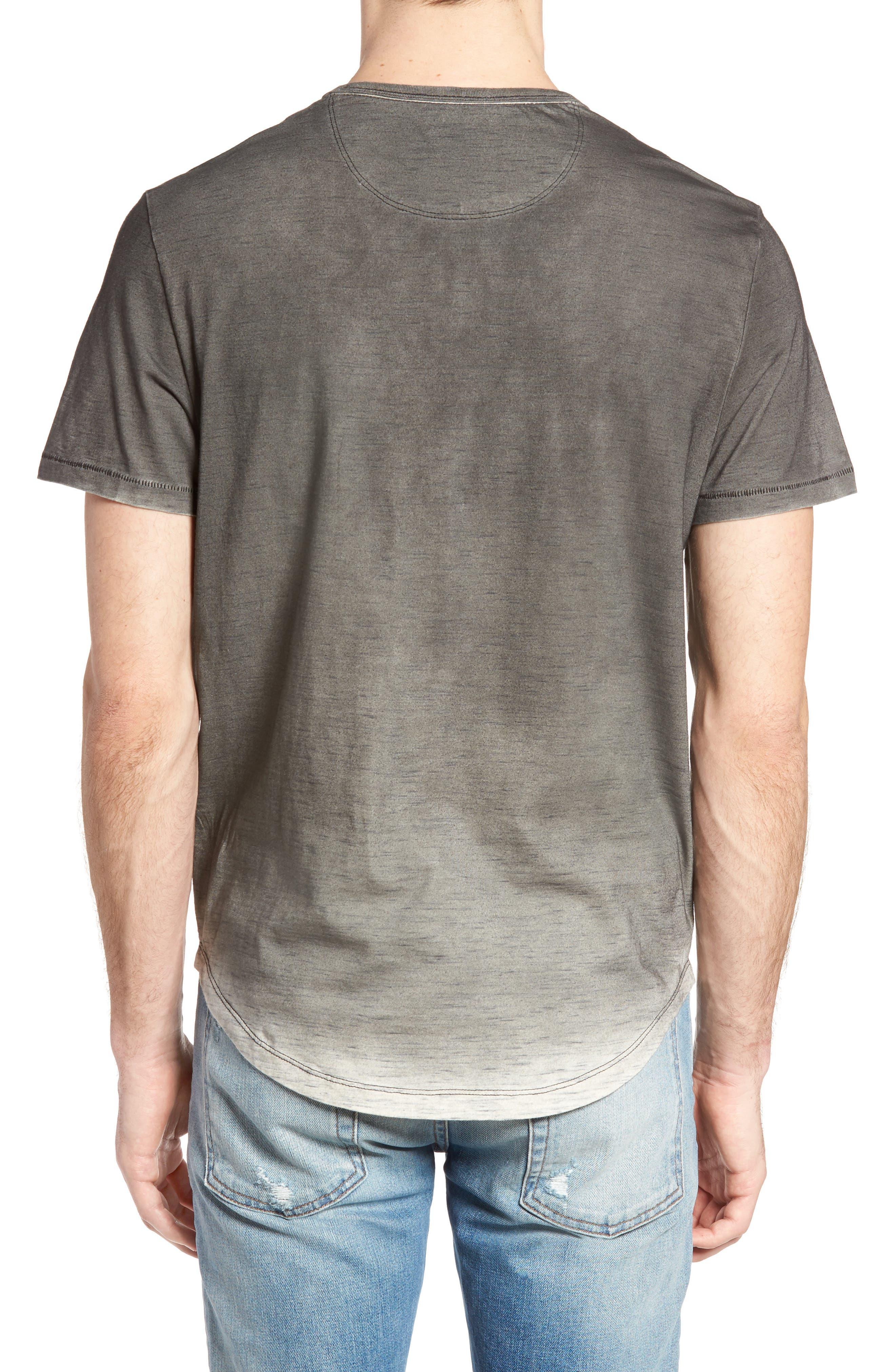 Kendrick Spray Heather Jersey T-Shirt,                             Alternate thumbnail 2, color,                             010
