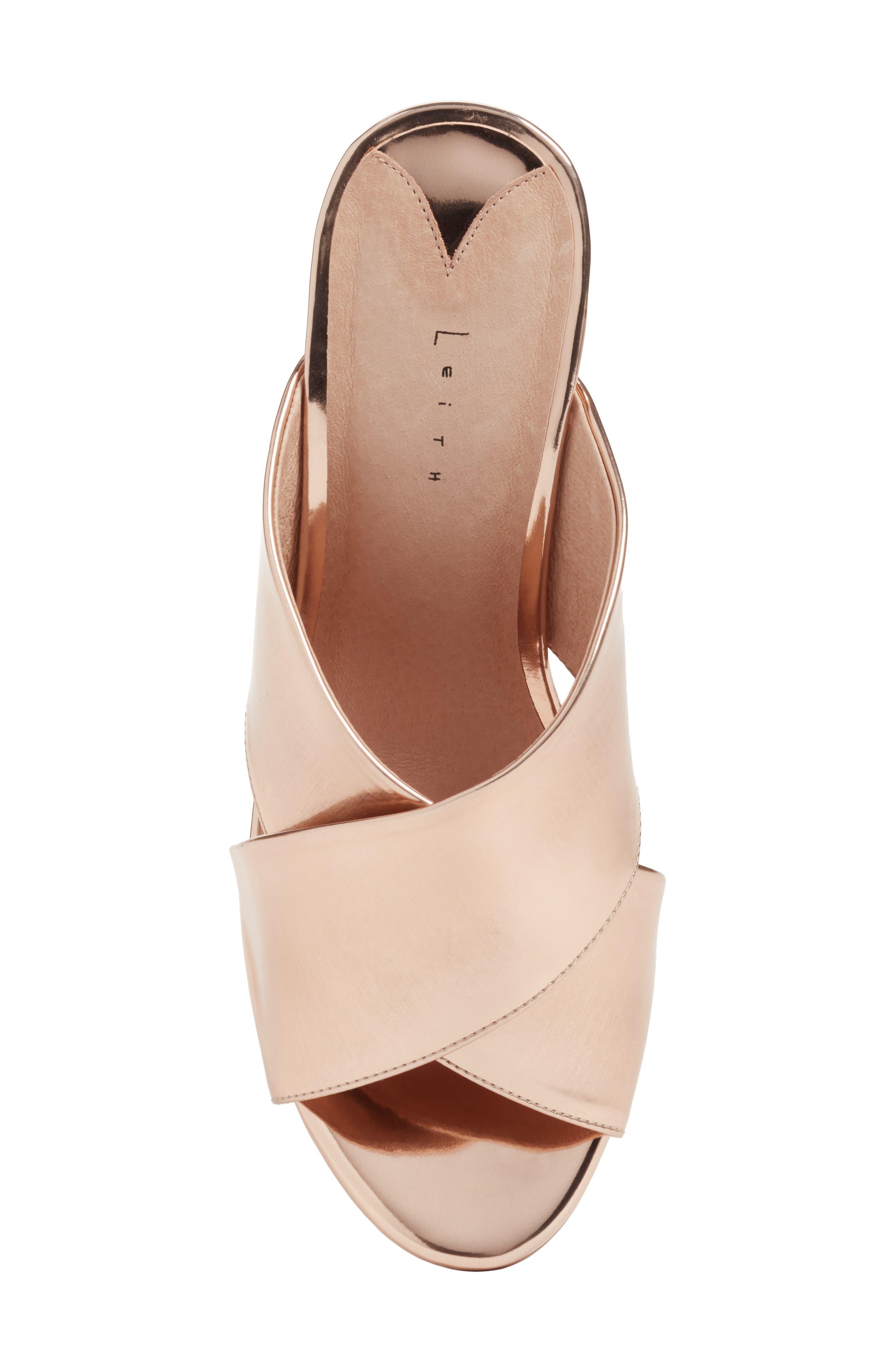 Cammie Block Heel Sandal,                             Alternate thumbnail 6, color,                             659
