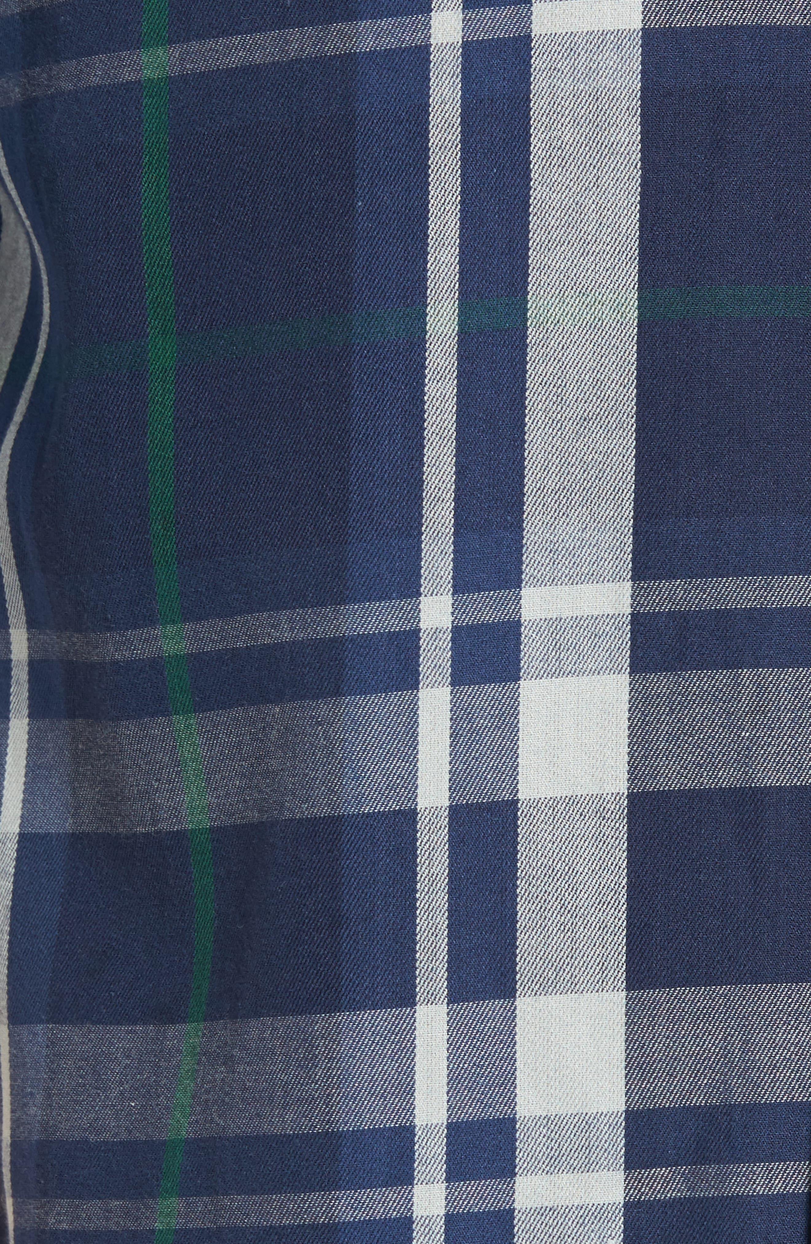 Waas 2 Plaid Woven Shirt,                             Alternate thumbnail 10, color,