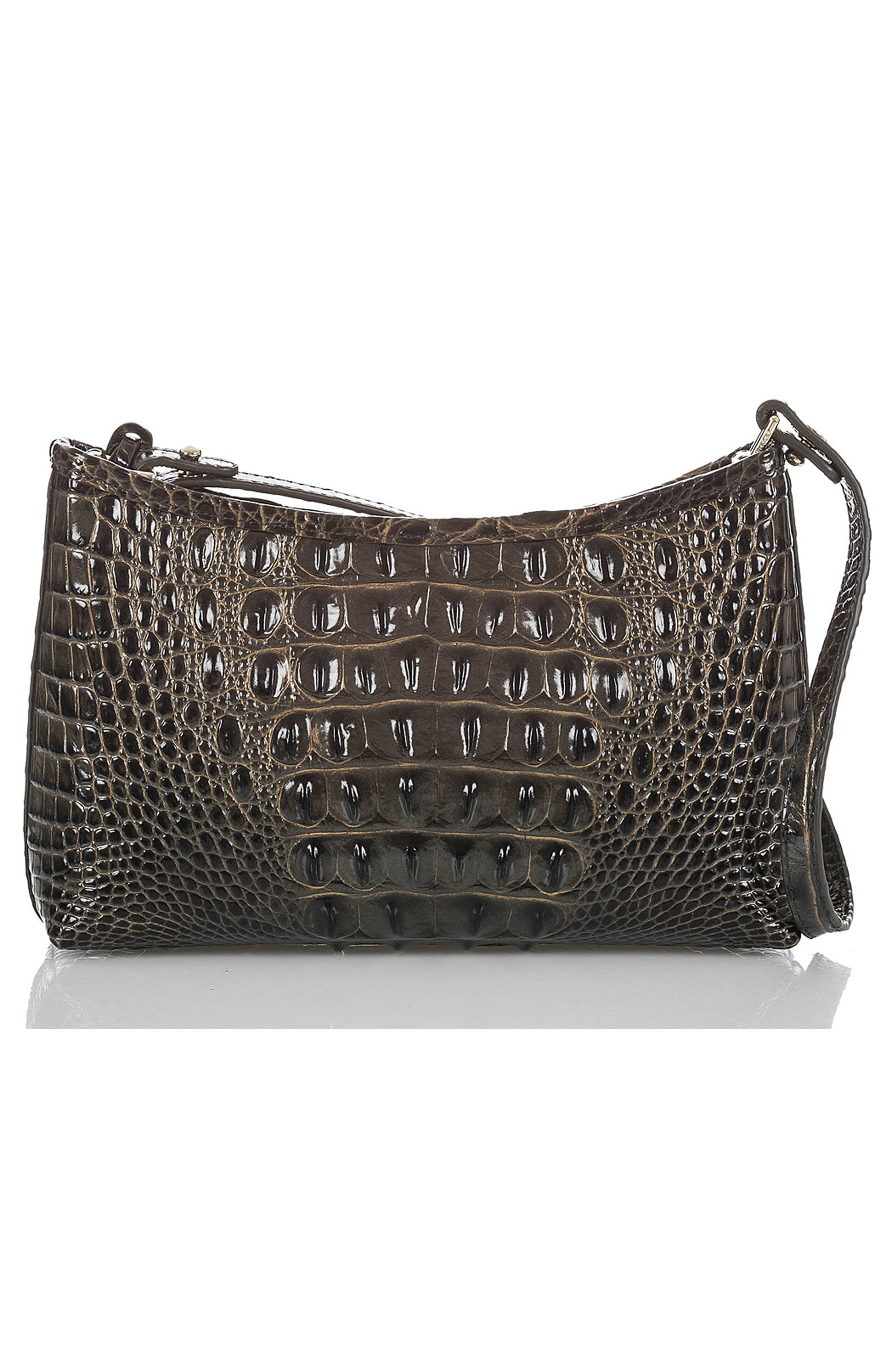 'Anytime - Mini' Convertible Handbag,                             Alternate thumbnail 2, color,                             GRAPHITE