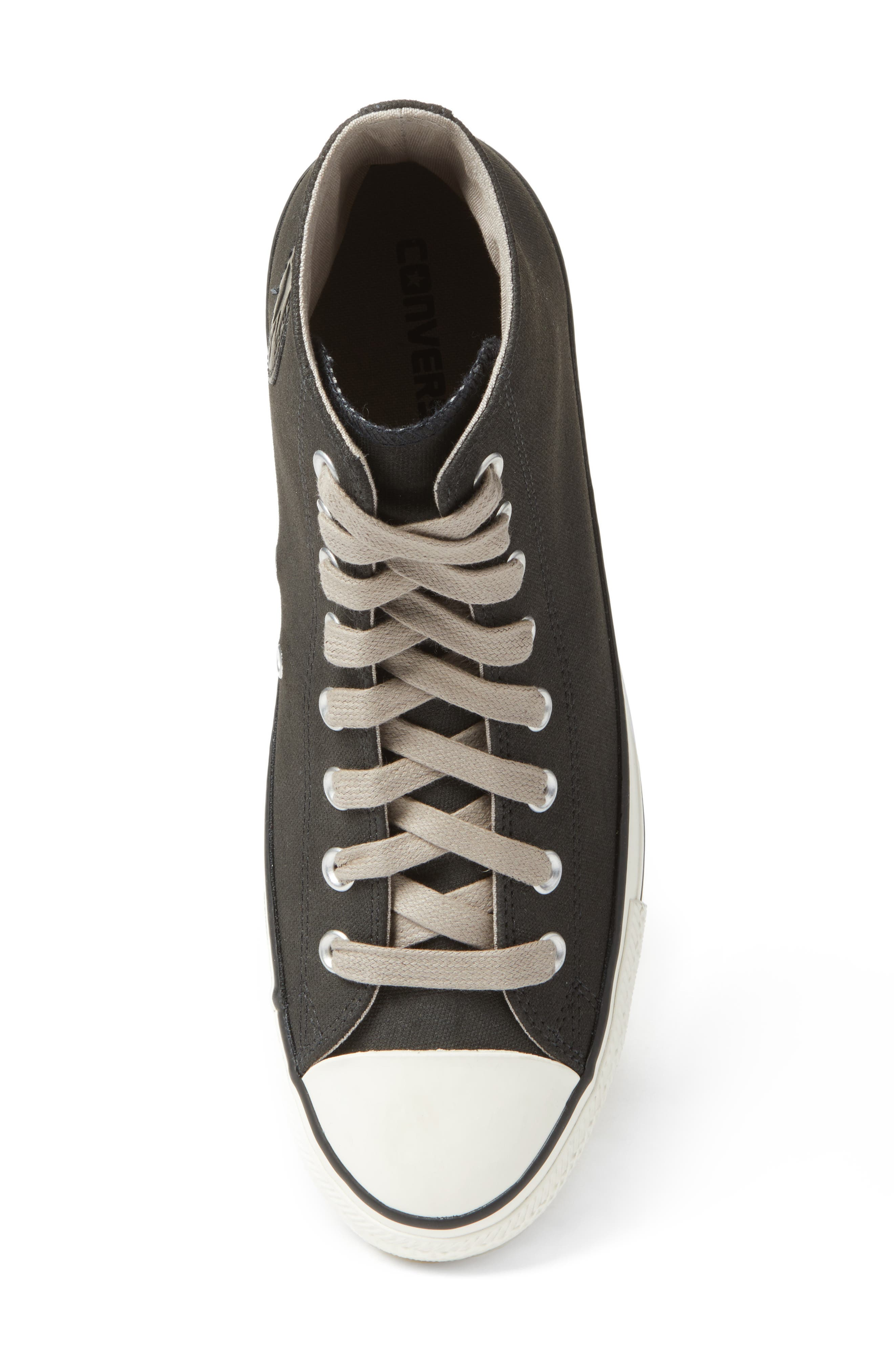 Chuck Taylor<sup>®</sup> All Star<sup>®</sup> Hi Sneaker,                             Alternate thumbnail 5, color,                             001