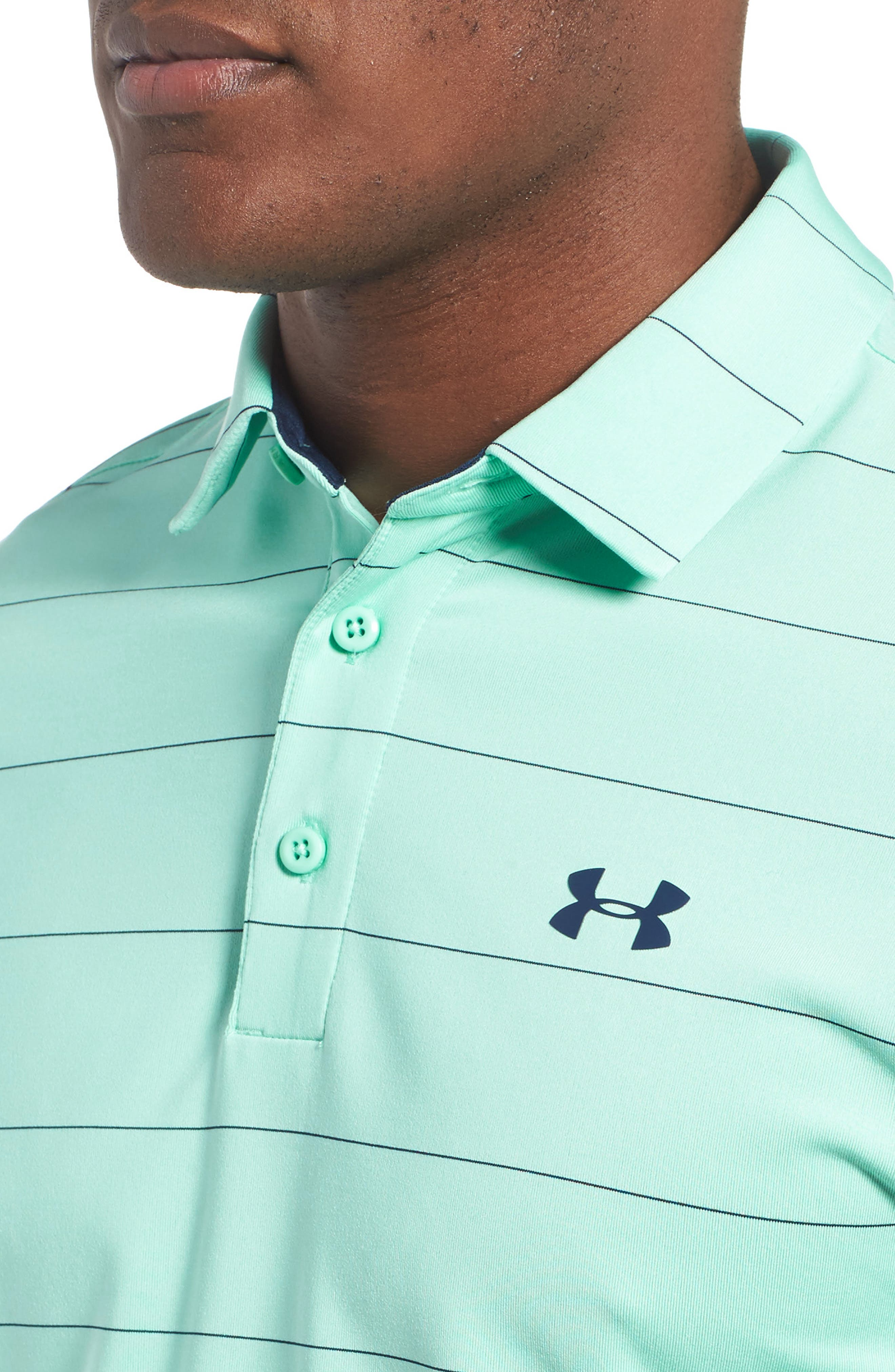'Playoff' Loose Fit Short Sleeve Polo,                             Alternate thumbnail 194, color,