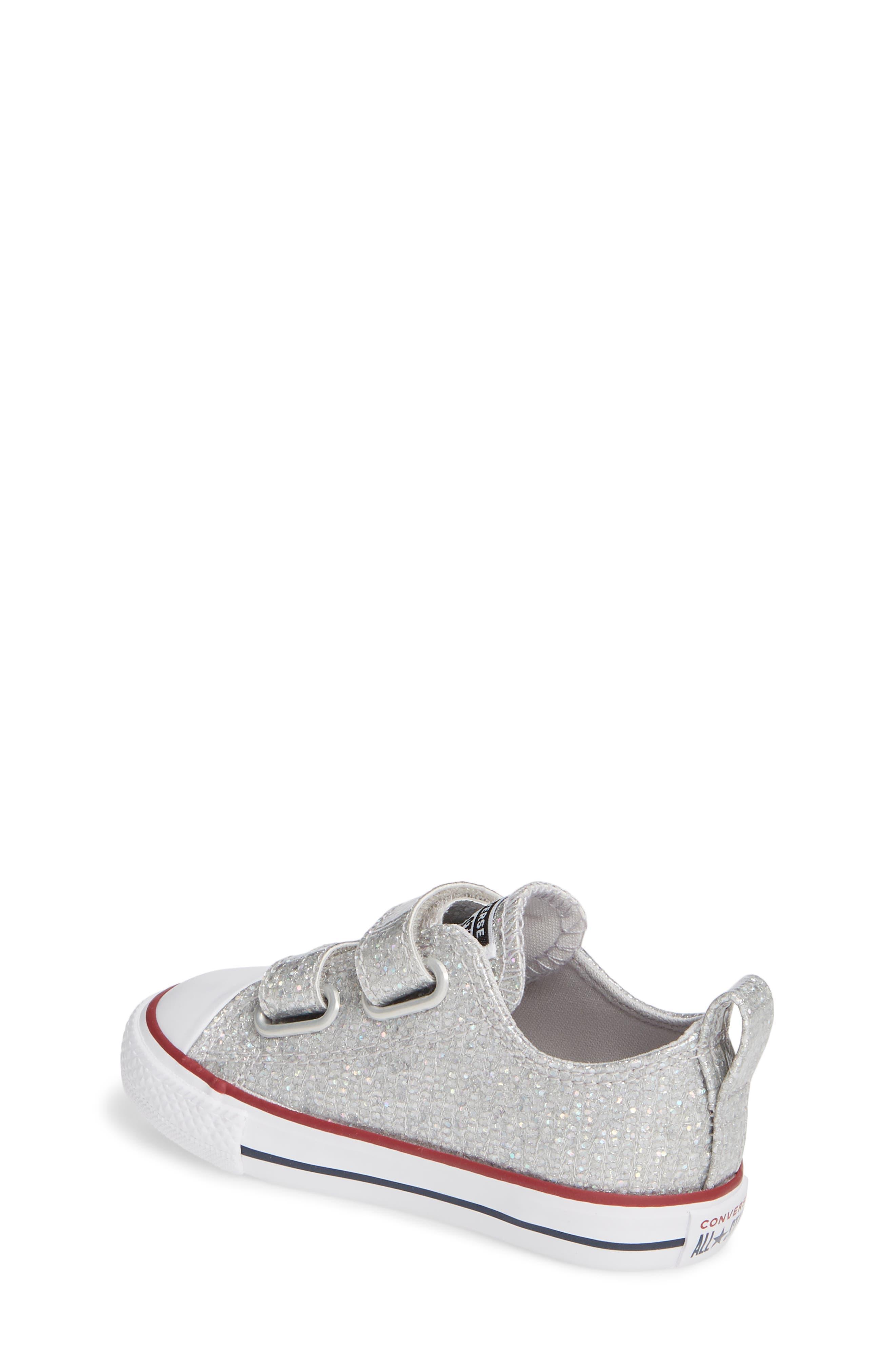 All Star<sup>®</sup> Seasonal Glitter Sneaker,                             Alternate thumbnail 2, color,                             050