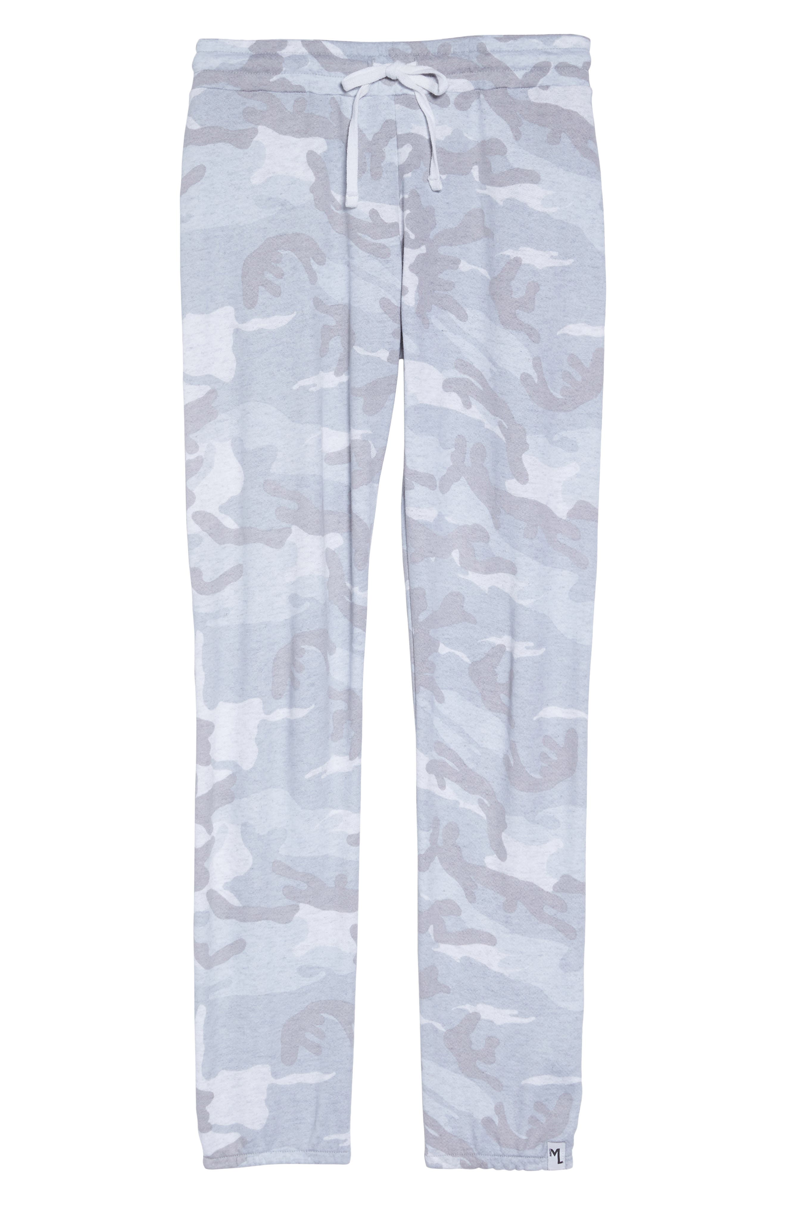 Campbell Vintage Jogger Pants,                             Alternate thumbnail 6, color,                             093