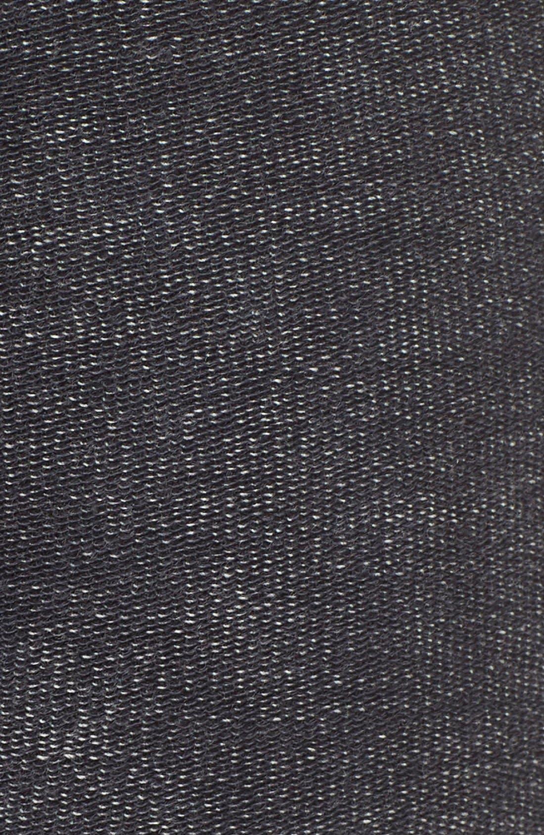 Kyoto Leggings,                             Alternate thumbnail 6, color,                             WASHED BLACK