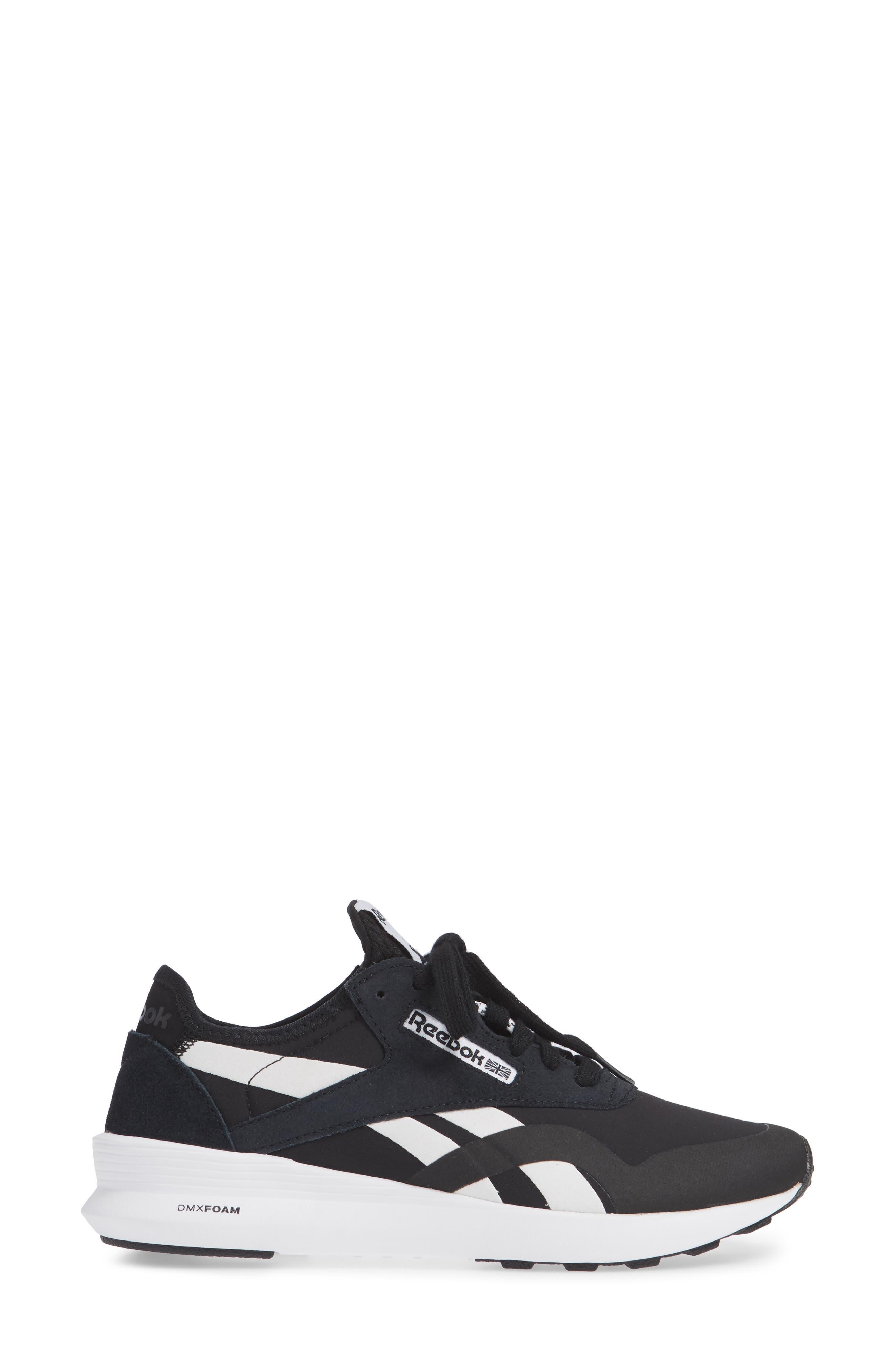 Classic Nylon SP Sneaker,                             Alternate thumbnail 3, color,                             001