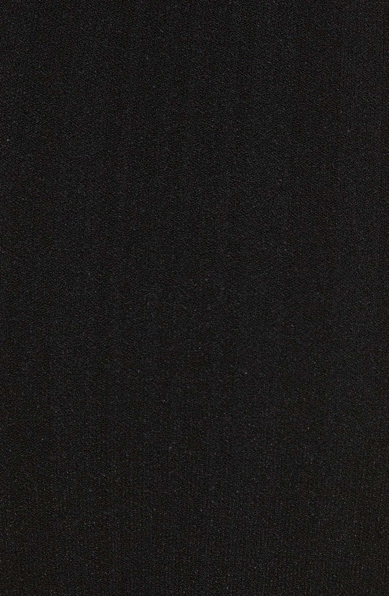 Abstract Ruffle Skirt,                             Alternate thumbnail 5, color,                             001
