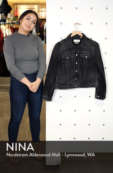 Nico Denim Jacket, sales video thumbnail