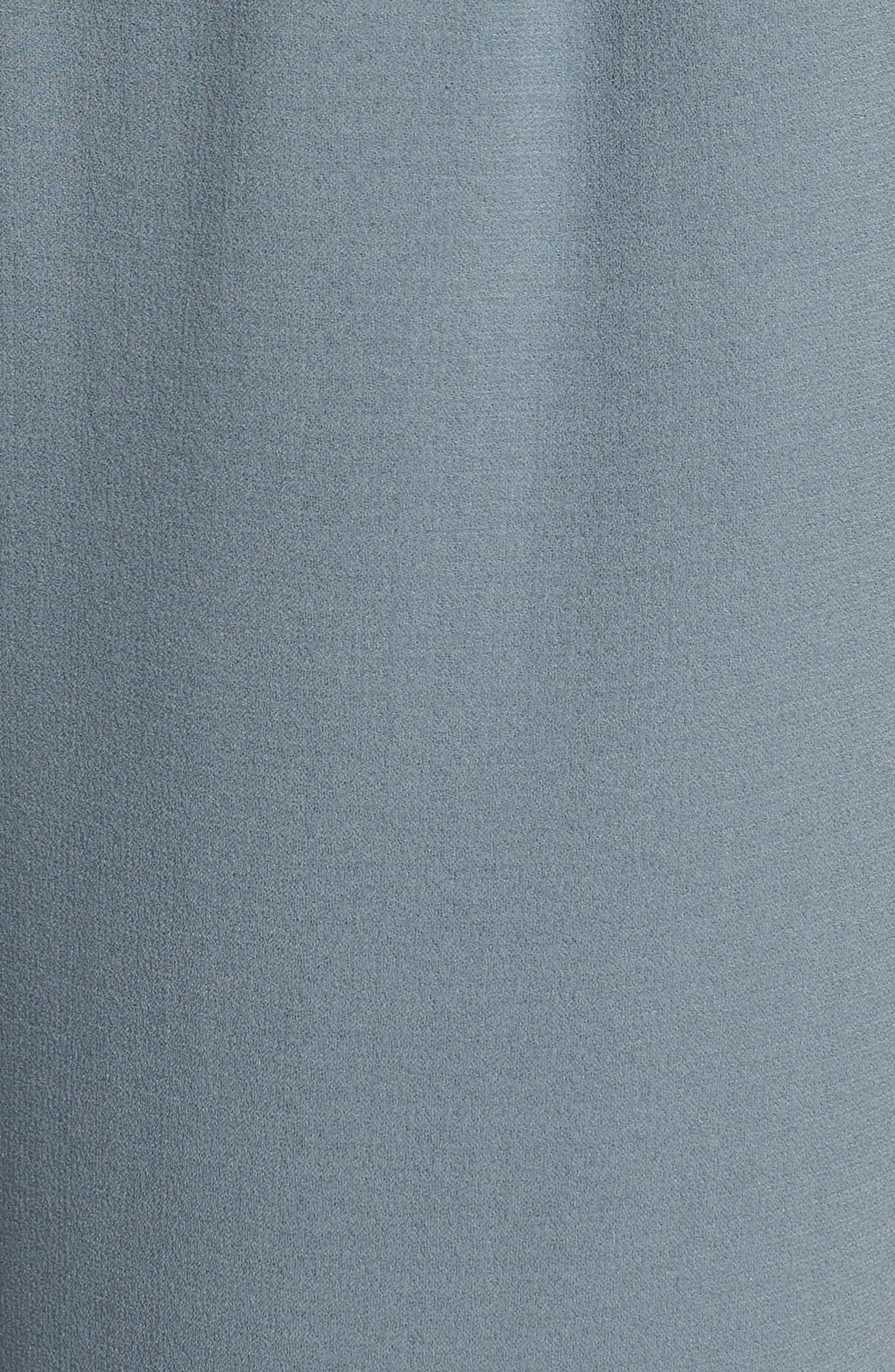 Silk Georgette Crepe Straight Ankle Pants,                             Alternate thumbnail 29, color,