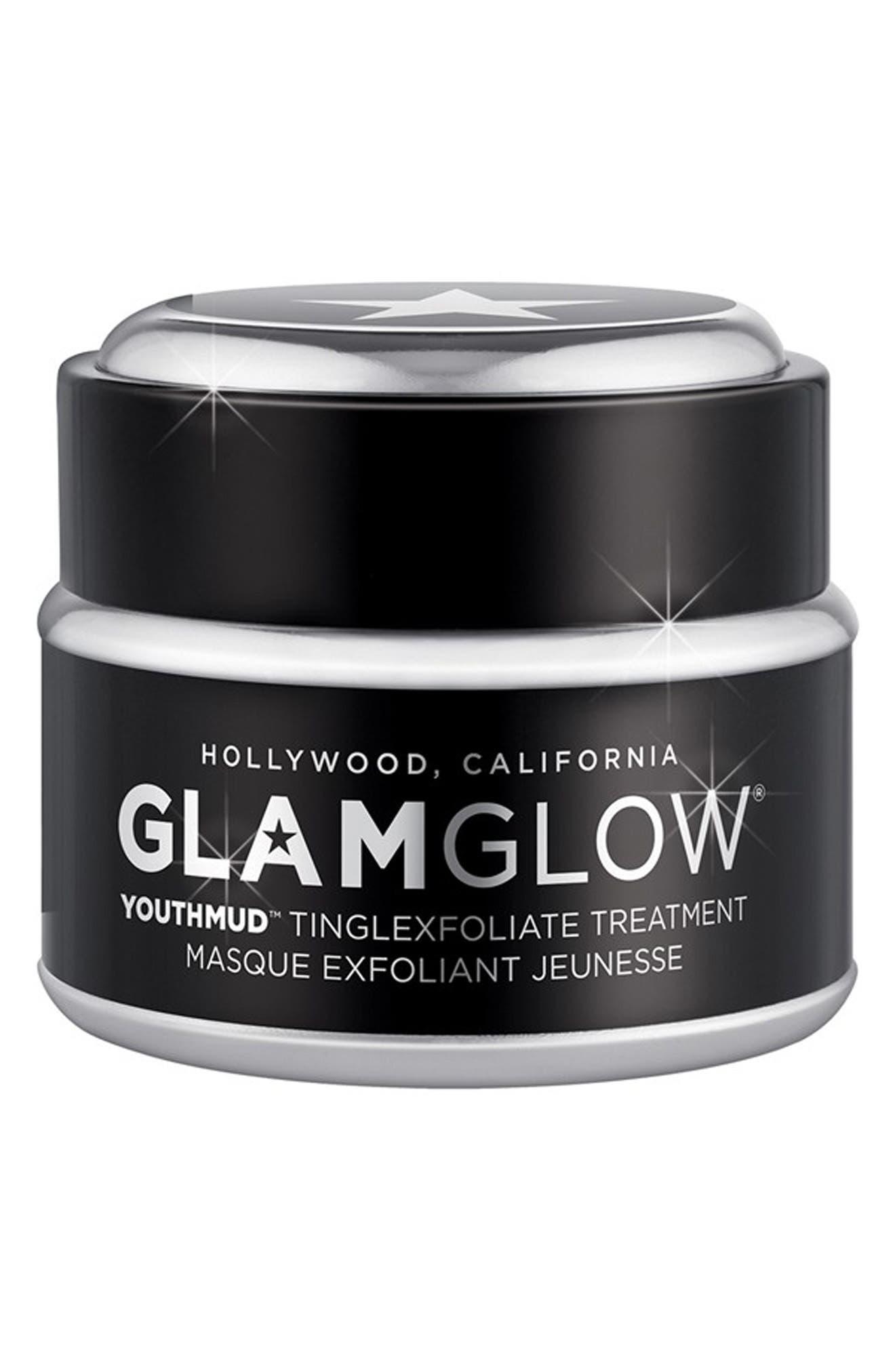 YOUTHMUD<sup>™</sup> Tinglexfoliate Treatment,                             Main thumbnail 1, color,                             000
