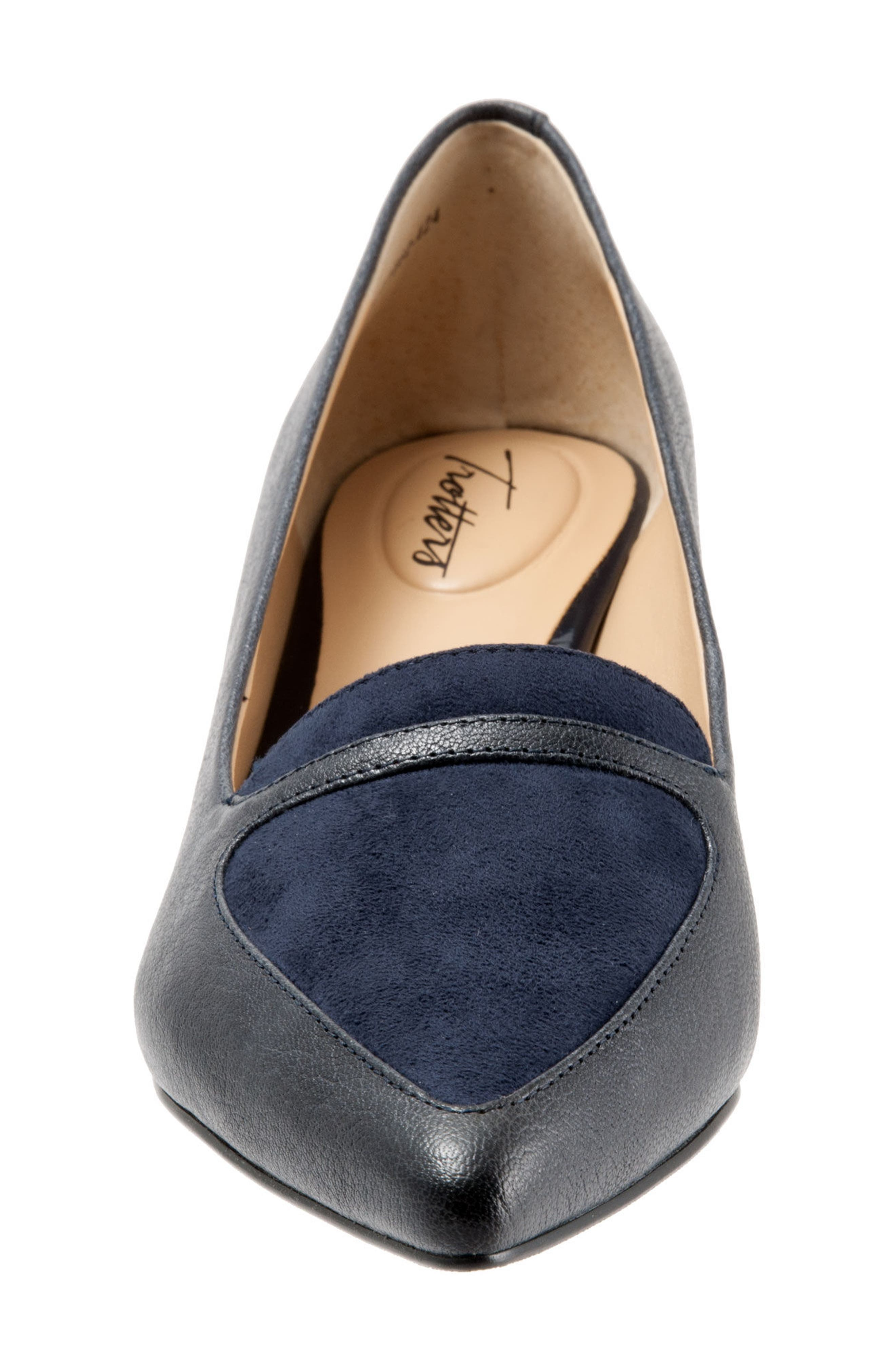 'Piper' Pointy Toe Pump,                             Alternate thumbnail 27, color,