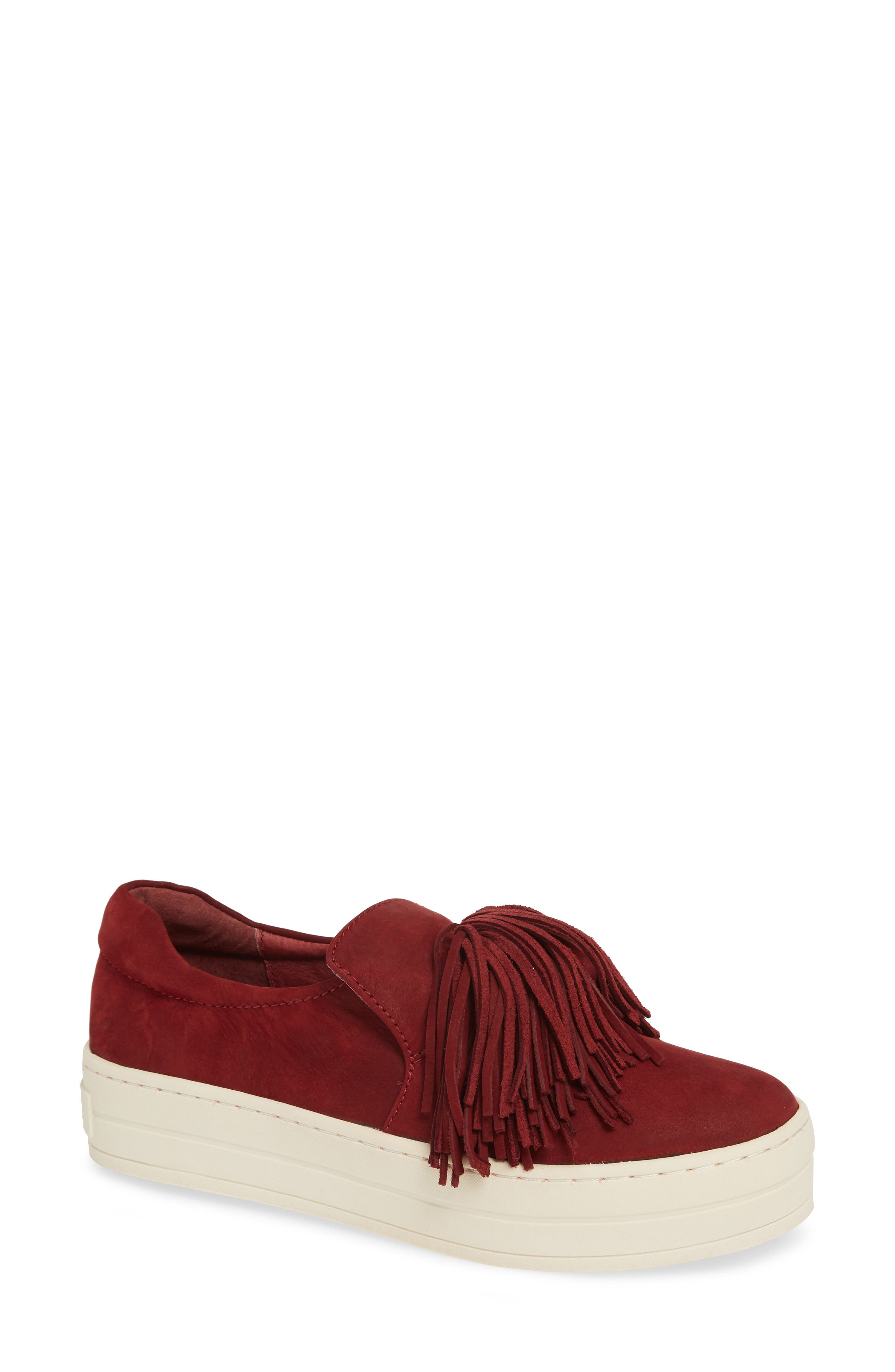 Jslides Hope Slip-On Sneaker, Red