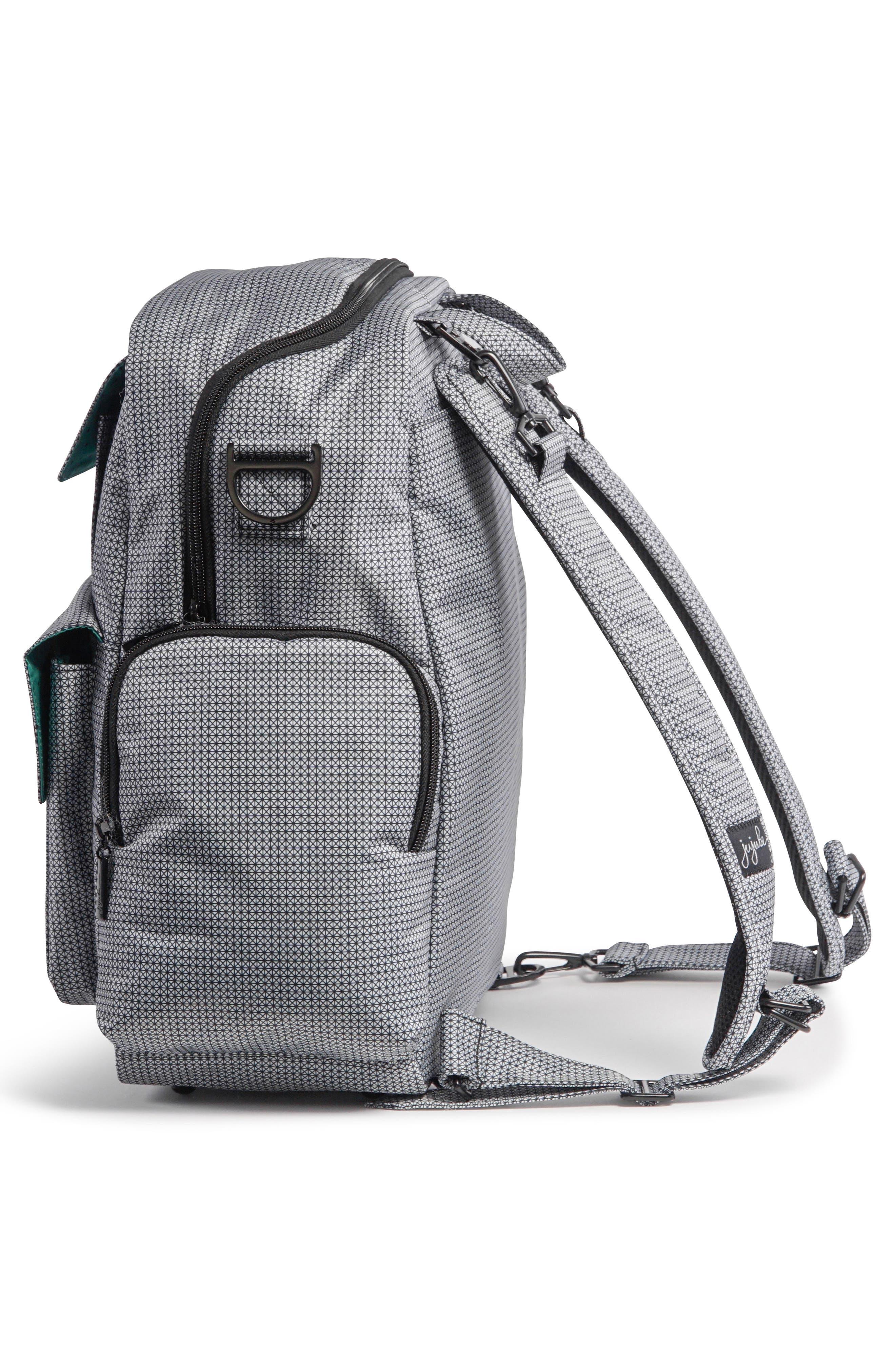 Be Nurtured Pumping Backpack,                             Alternate thumbnail 2, color,                             BLACK MATRIX
