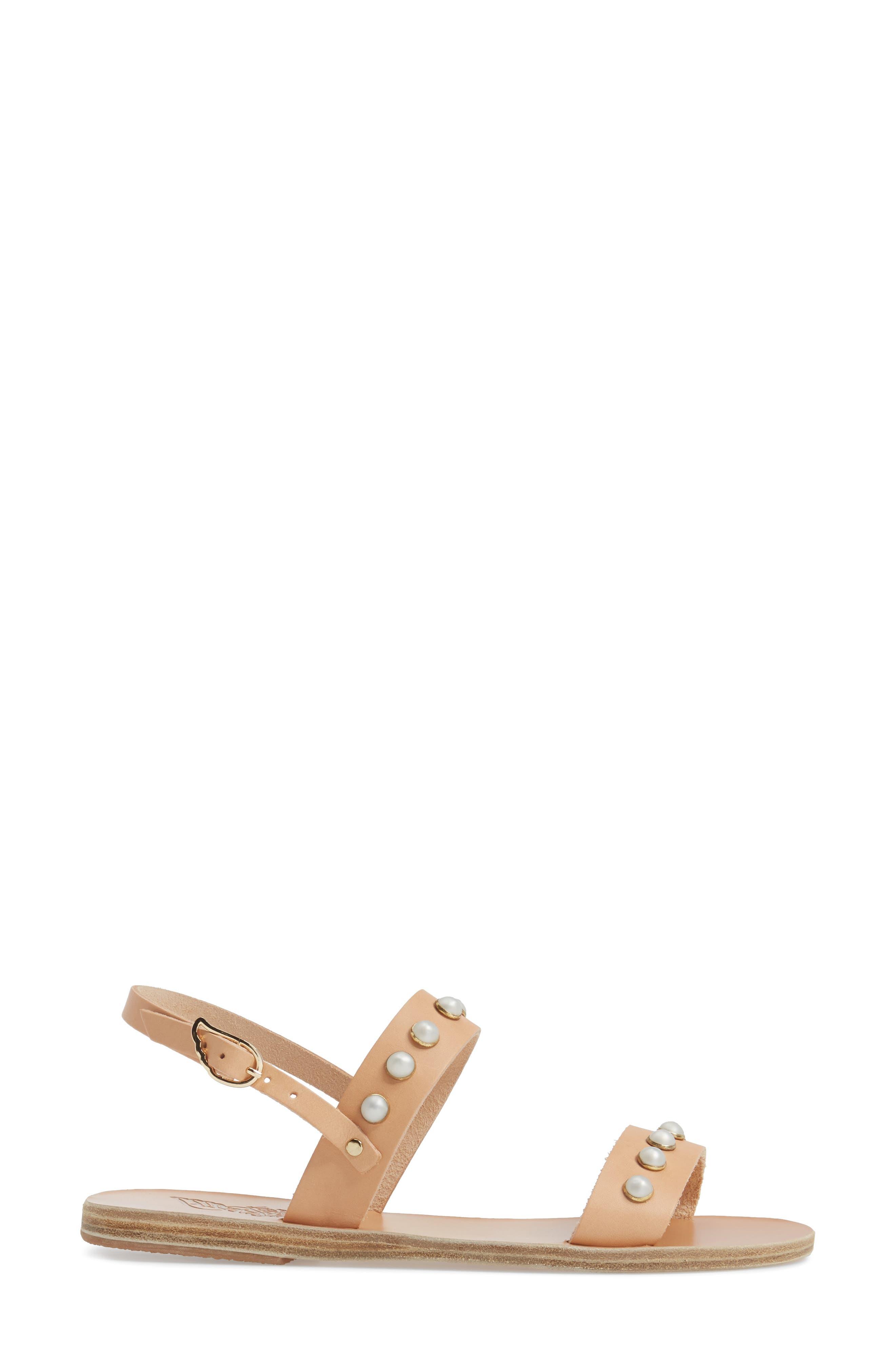 Clio Sandal,                             Alternate thumbnail 6, color,