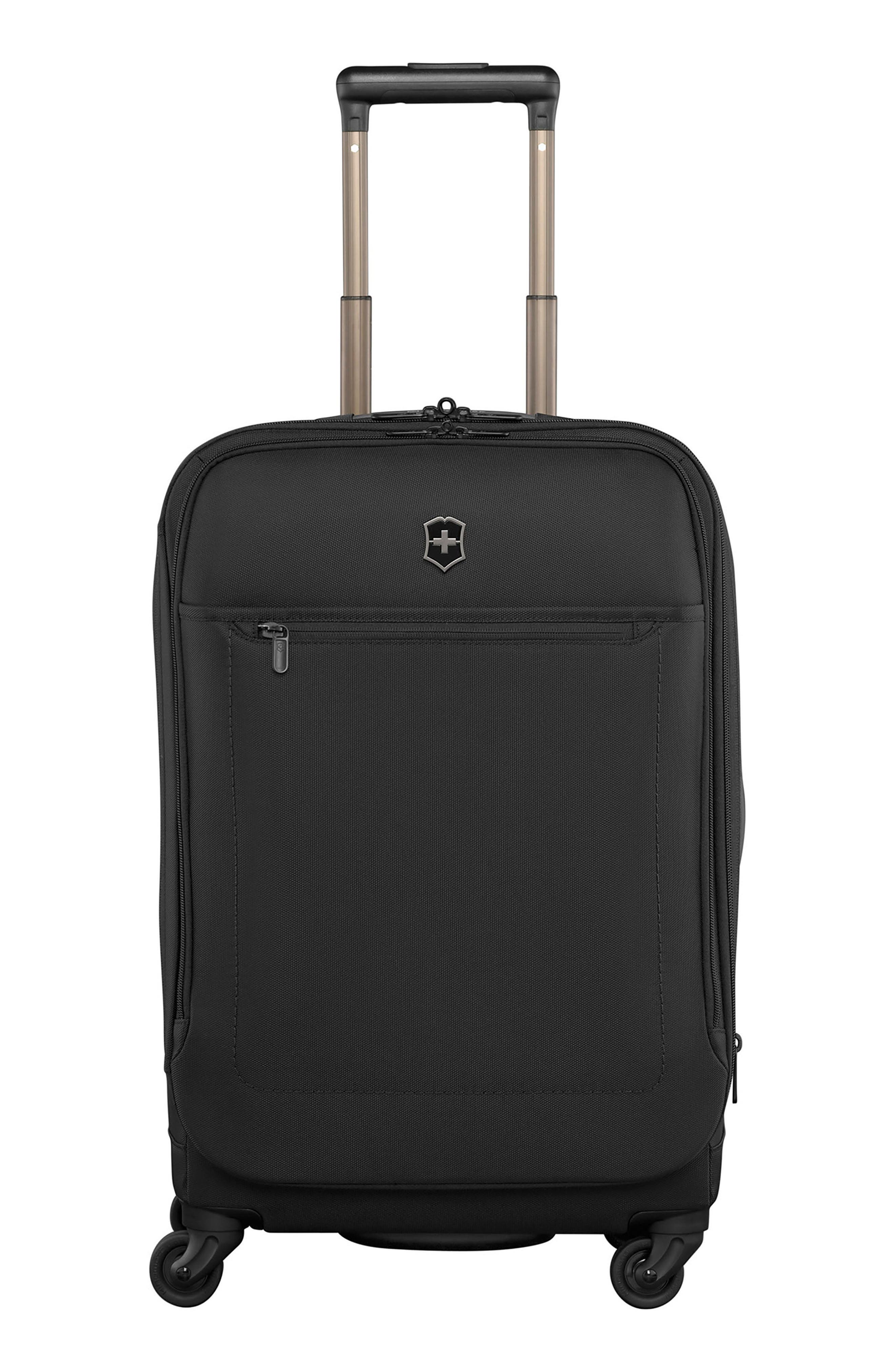 Avolve 3.0 24-Inch Large Wheeled Packing Case,                             Alternate thumbnail 5, color,                             BLACK