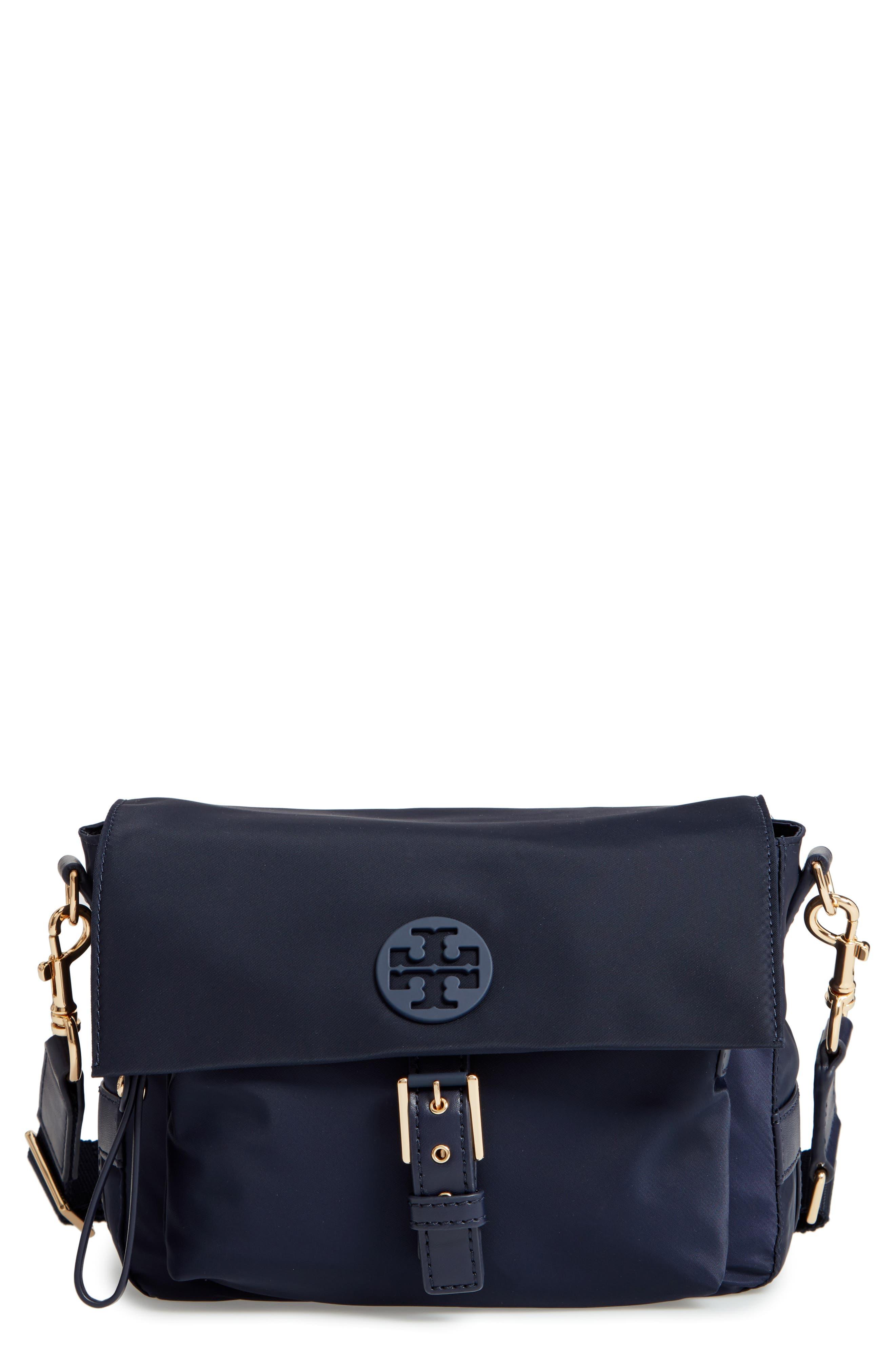 Tilda Nylon Crossbody Bag,                         Main,                         color, 400