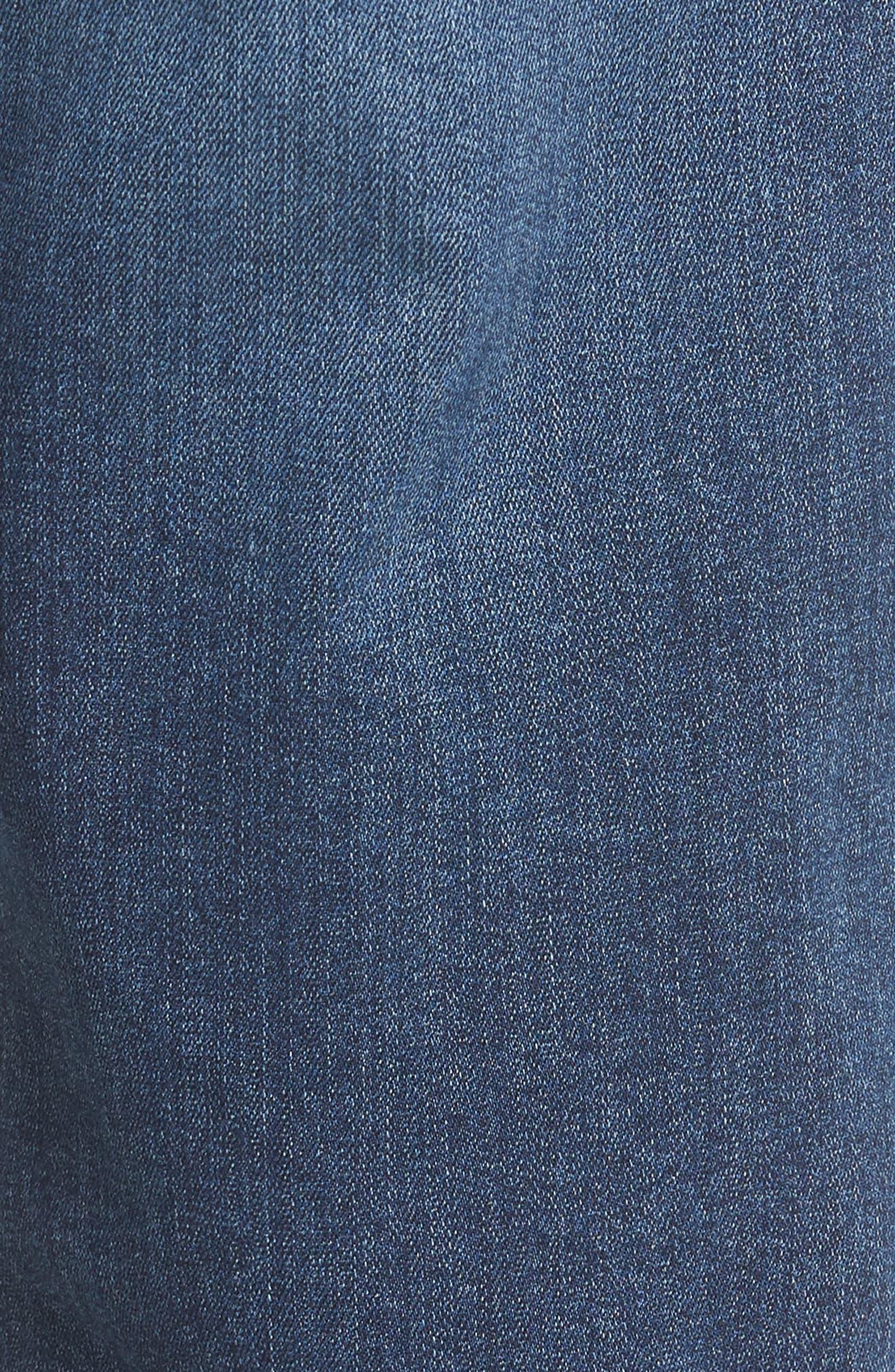 Lennox Slim Fit Jeans,                             Alternate thumbnail 5, color,                             400