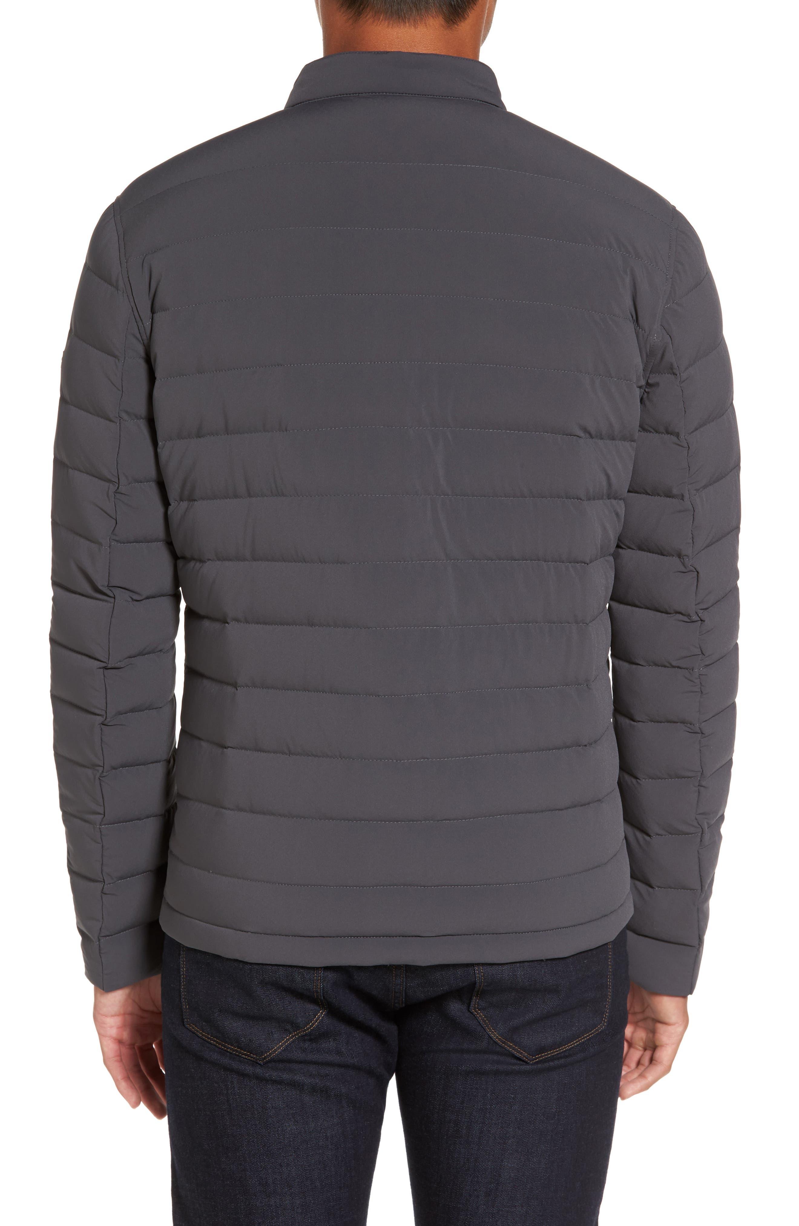 Packable Stretch Down Jacket,                             Alternate thumbnail 7, color,