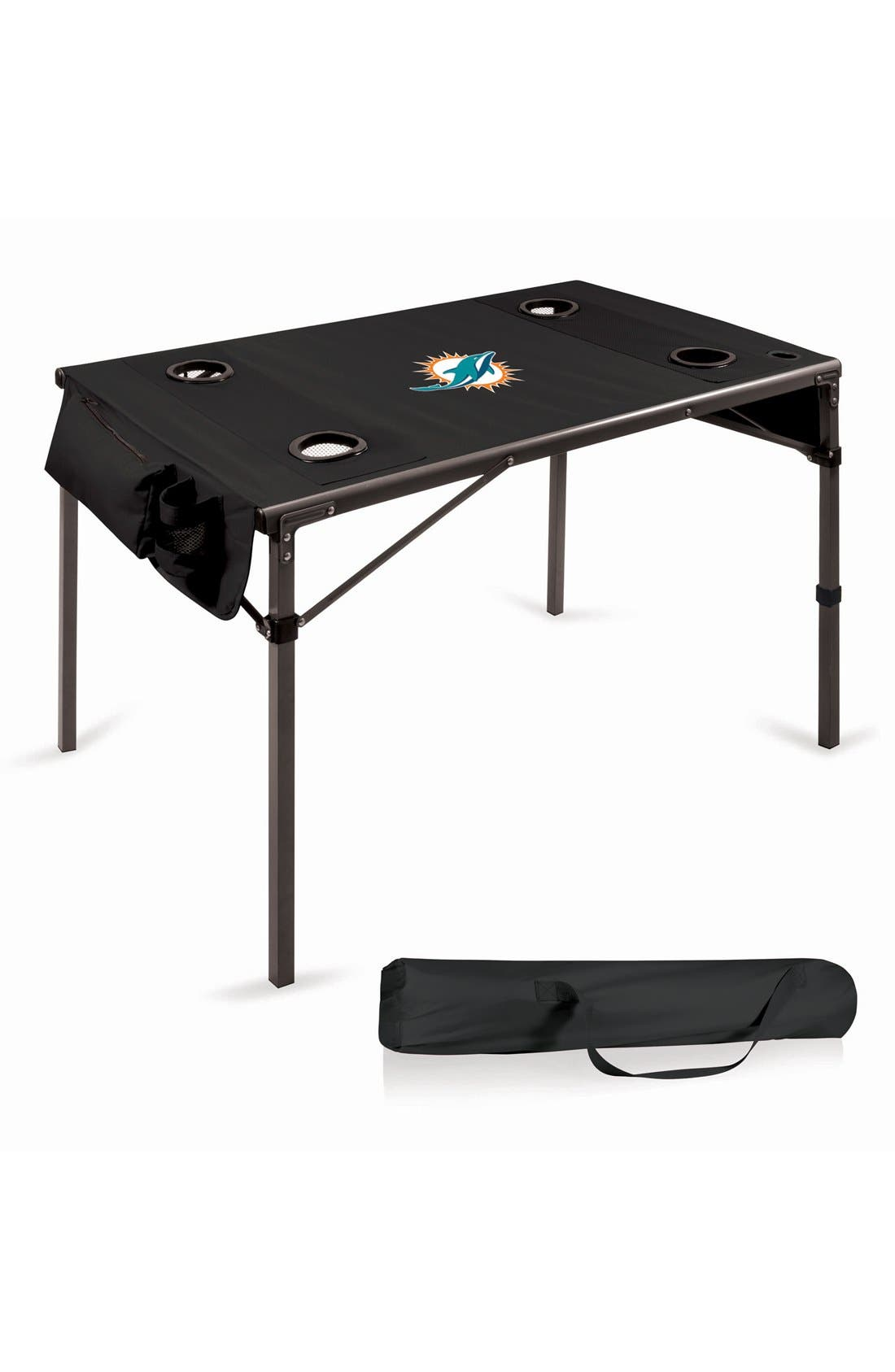 Soft Top Travel Table,                             Main thumbnail 1, color,                             012