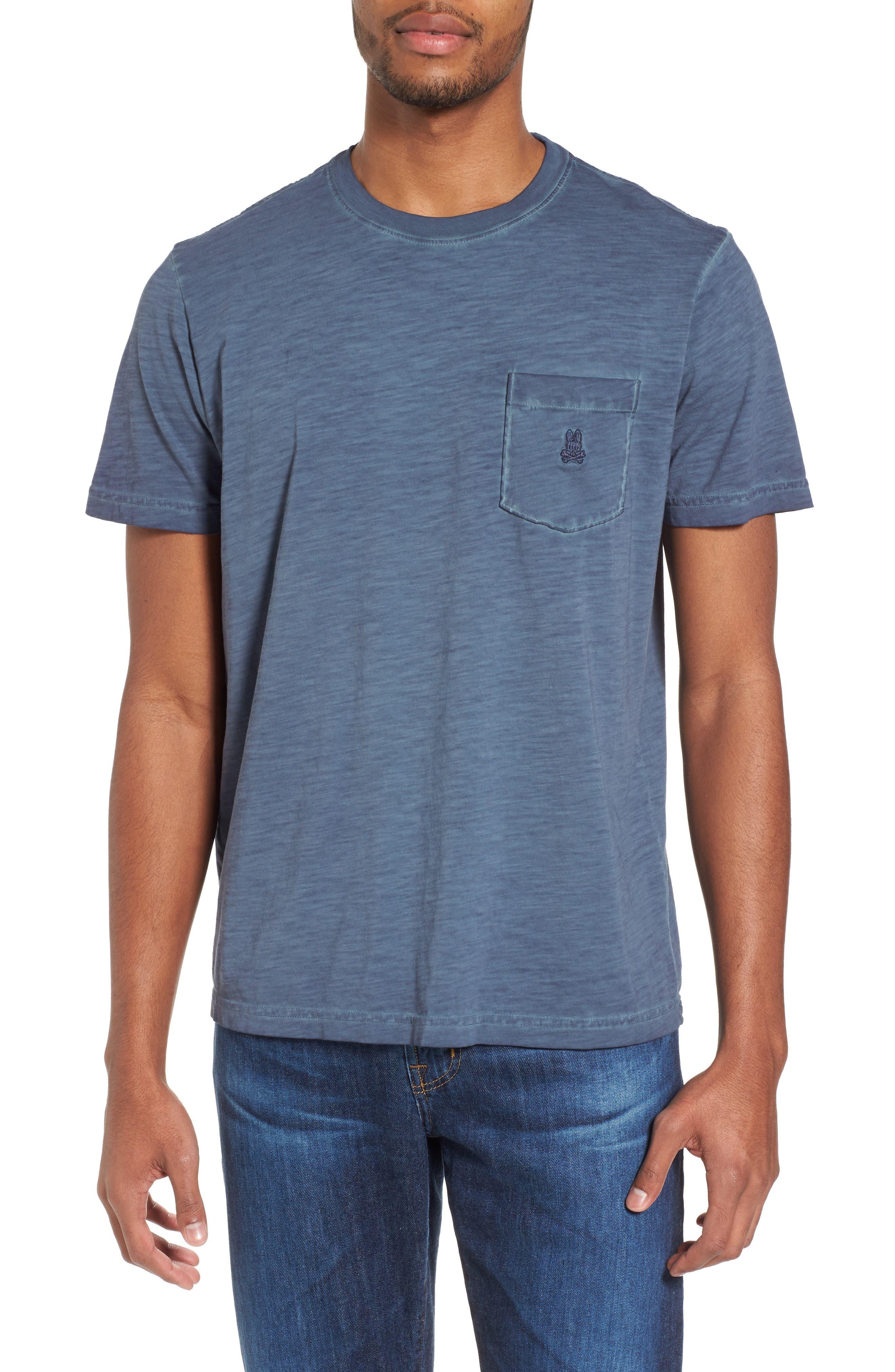 Sunwash Pocket T-Shirt,                             Main thumbnail 2, color,