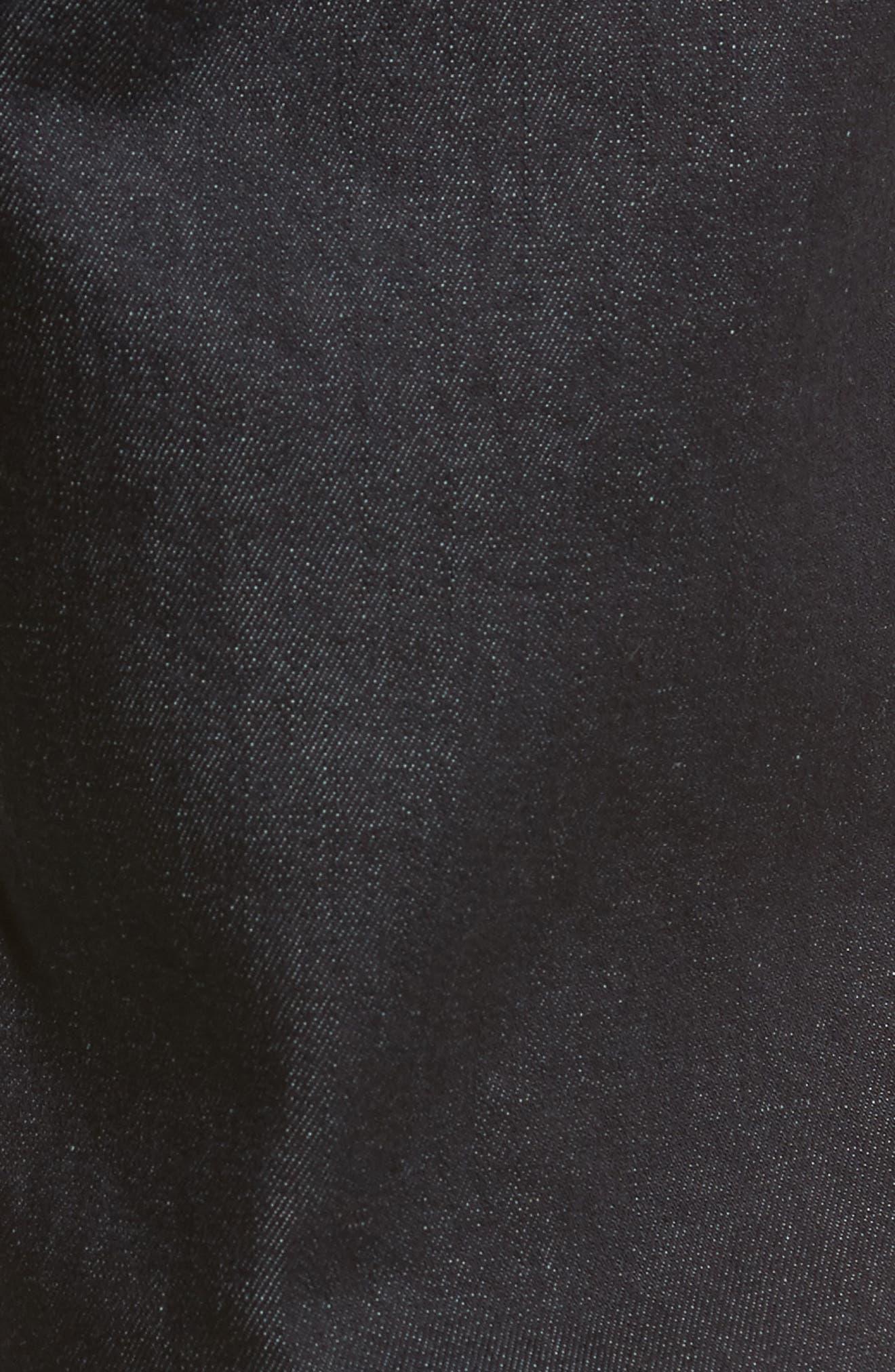 Slim Fit Jeans,                             Alternate thumbnail 5, color,                             TAFT