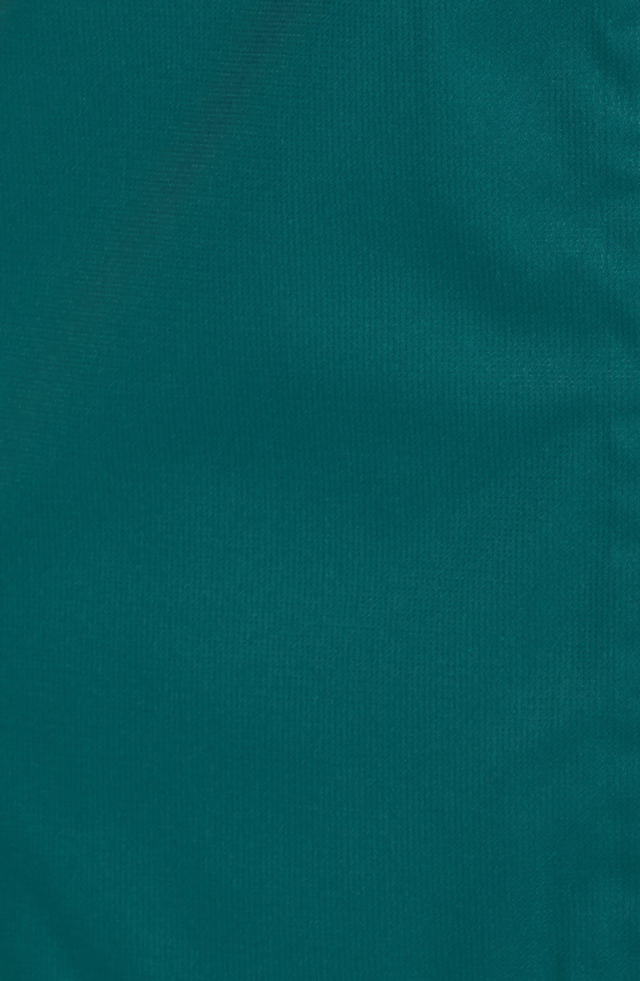 Resolve Plus Waterproof Jacket,                             Alternate thumbnail 7, color,                             BOTANICAL GREEN