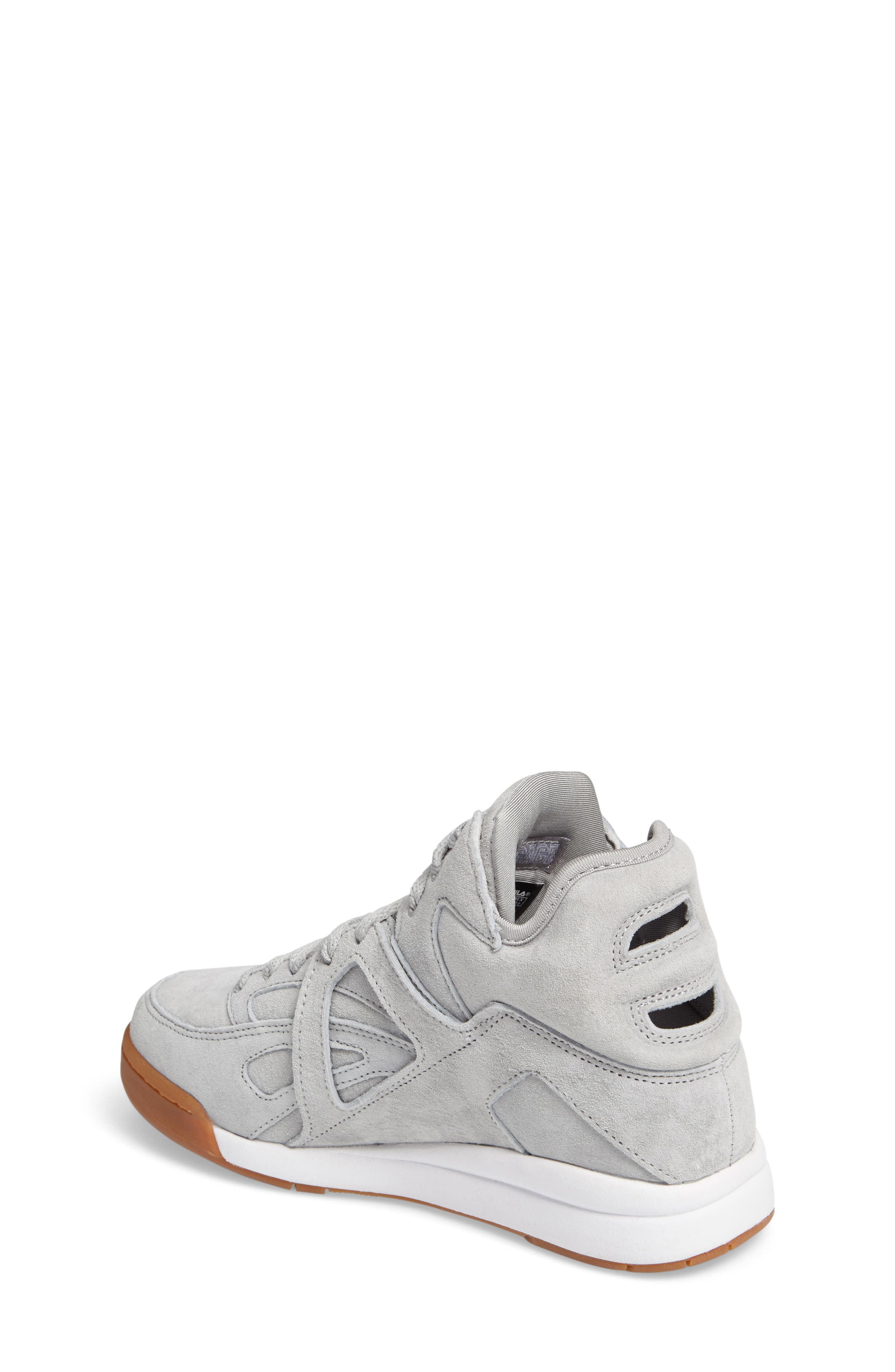 The Cage High Top Sneaker,                             Alternate thumbnail 2, color,                             072