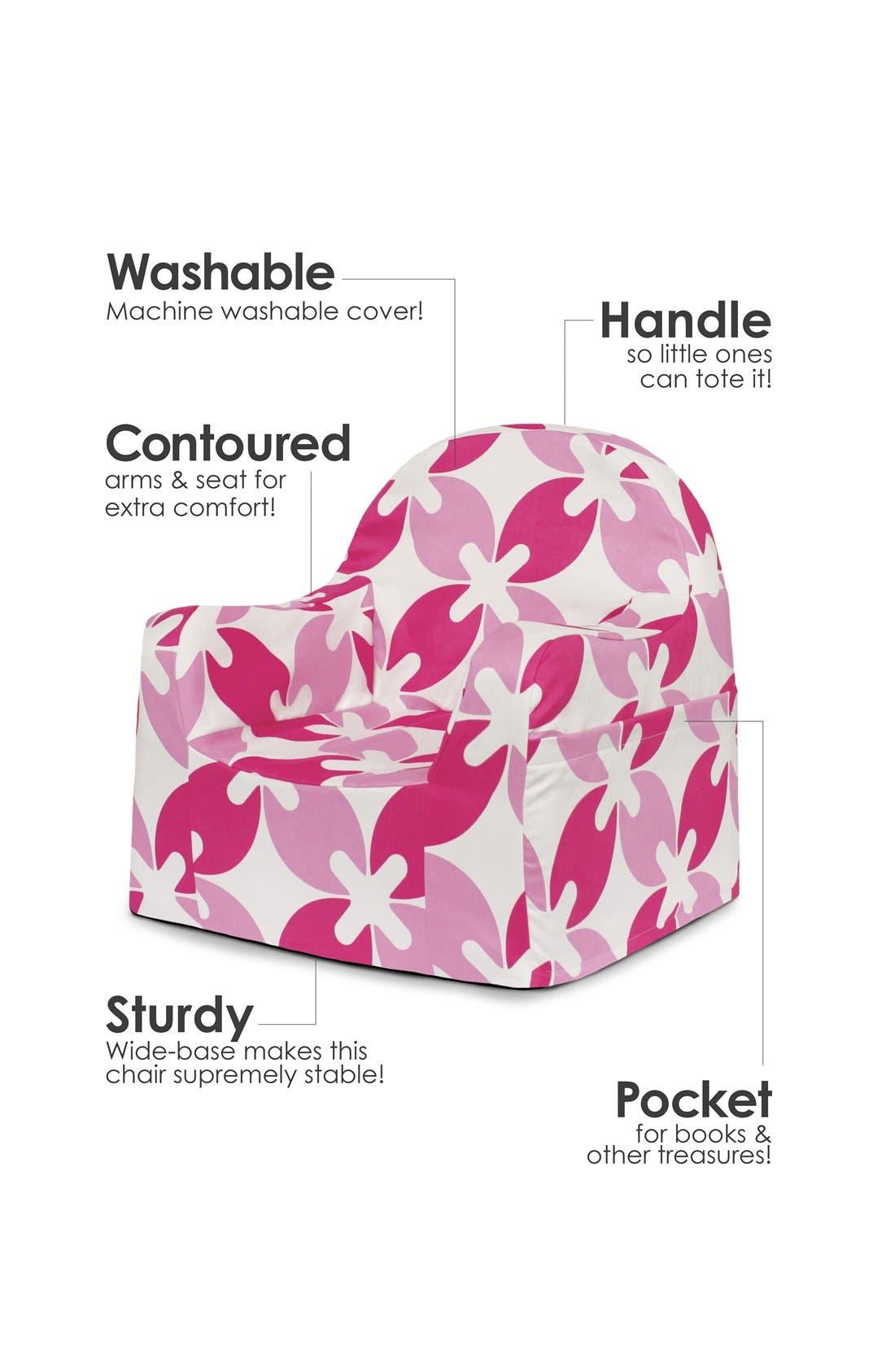 P'KOLINO,                             'Personalized Little Reader' Chair,                             Alternate thumbnail 2, color,                             650