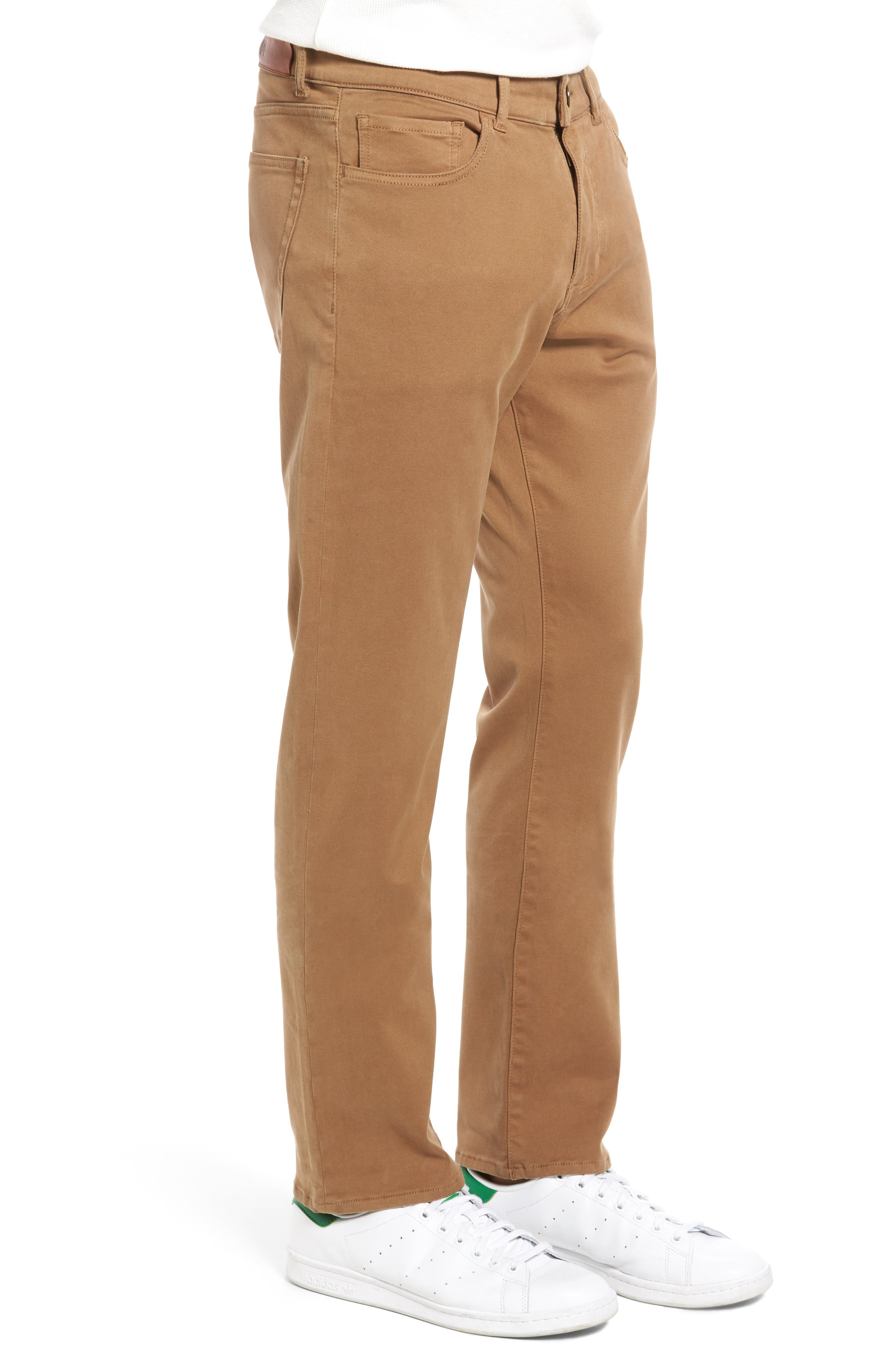 Russell Slim Fit Sateen Twill Pants,                             Alternate thumbnail 26, color,