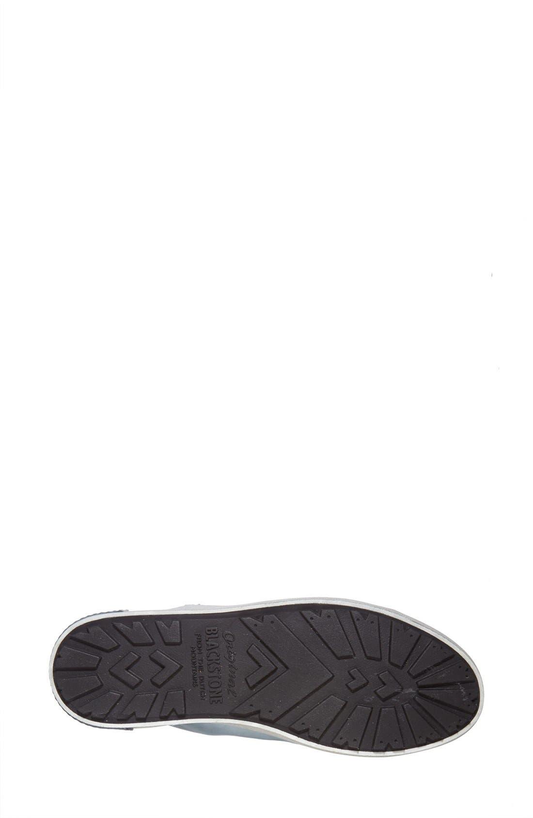 'JL' High Top Sneaker,                             Alternate thumbnail 4, color,                             421