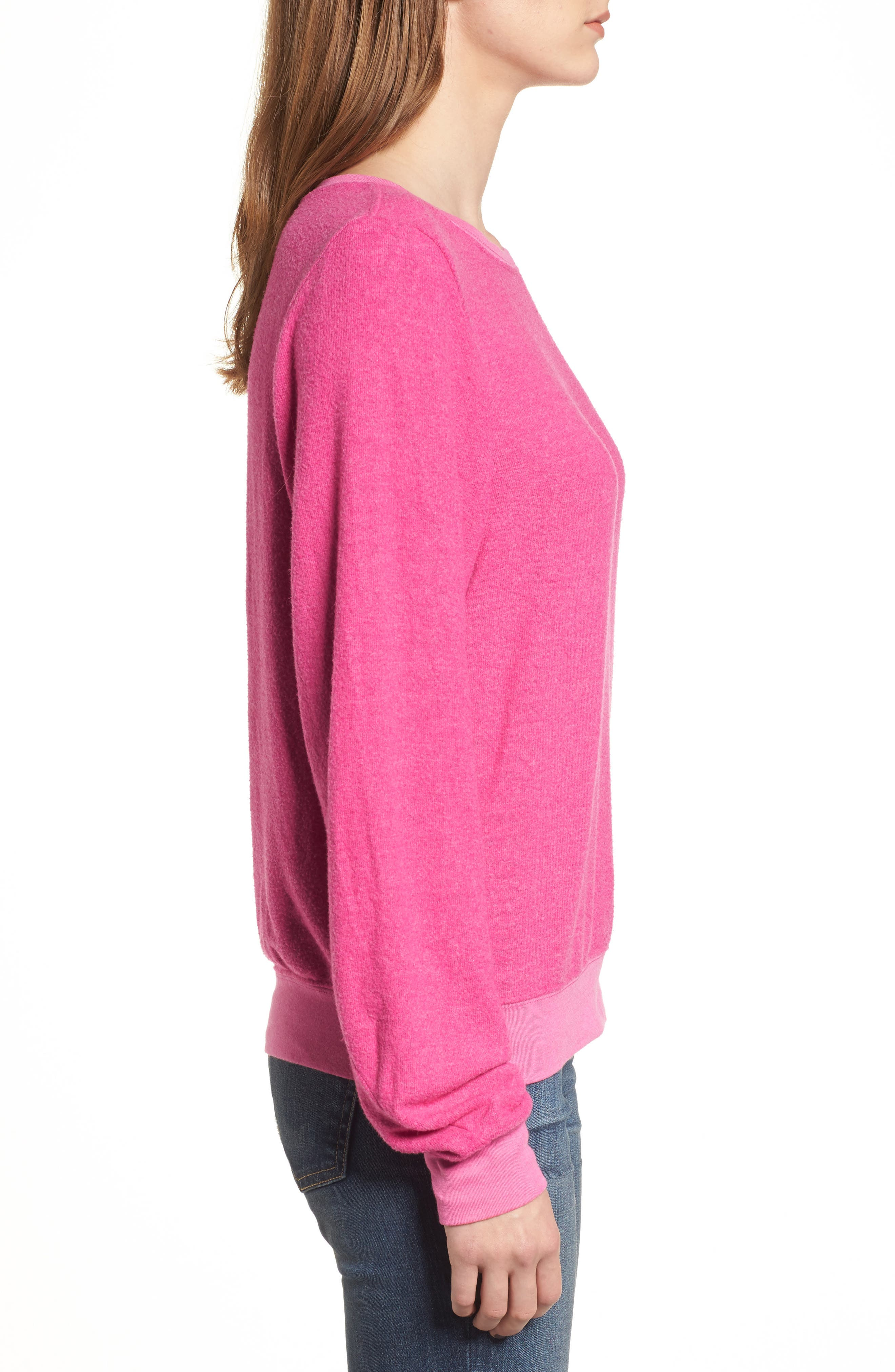 'Baggy Beach Jumper' Pullover,                             Alternate thumbnail 99, color,