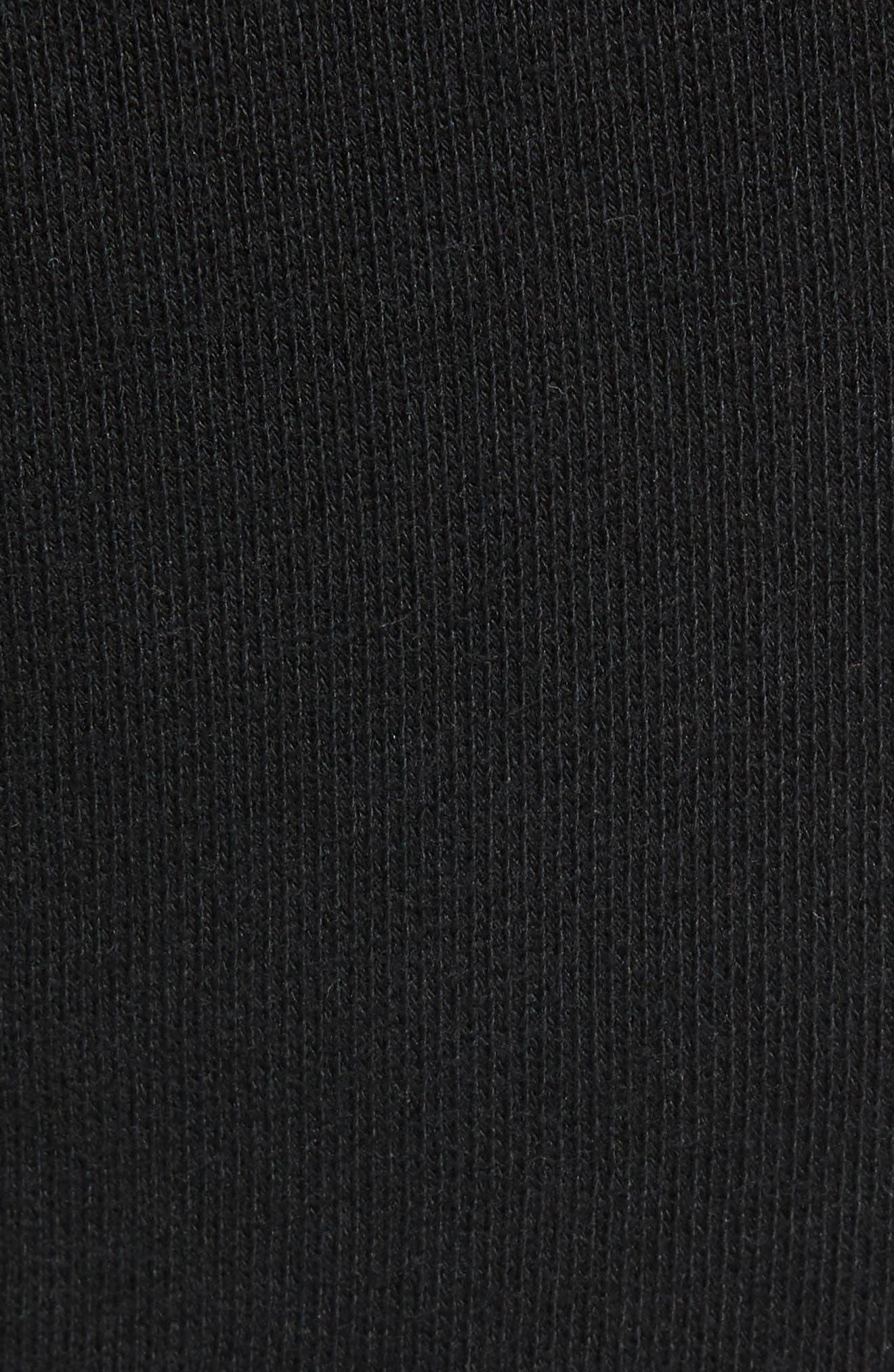 Drop Sweatpants,                             Alternate thumbnail 5, color,                             001