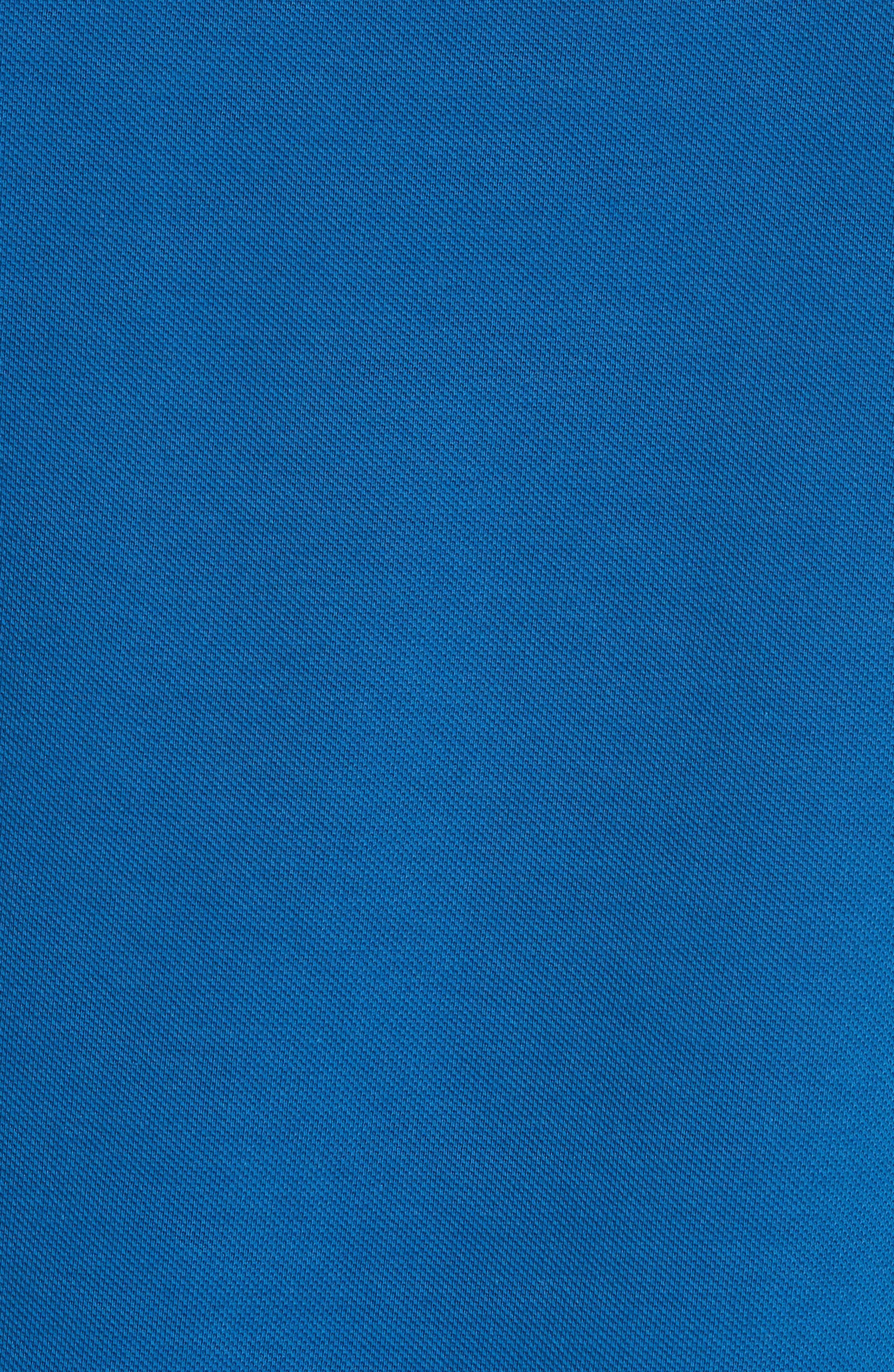 Colorblock Jersey Polo,                             Alternate thumbnail 5, color,                             434