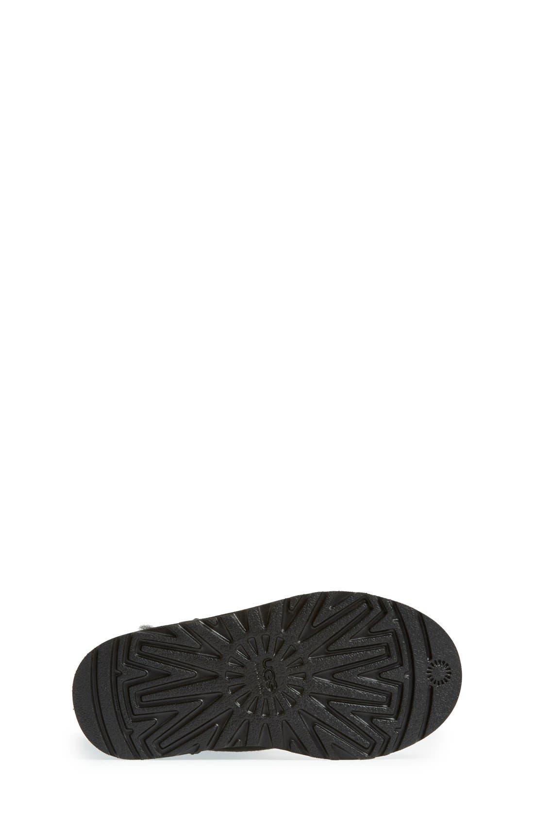 'Bailey Button Triplet' Boot,                             Alternate thumbnail 4, color,                             001