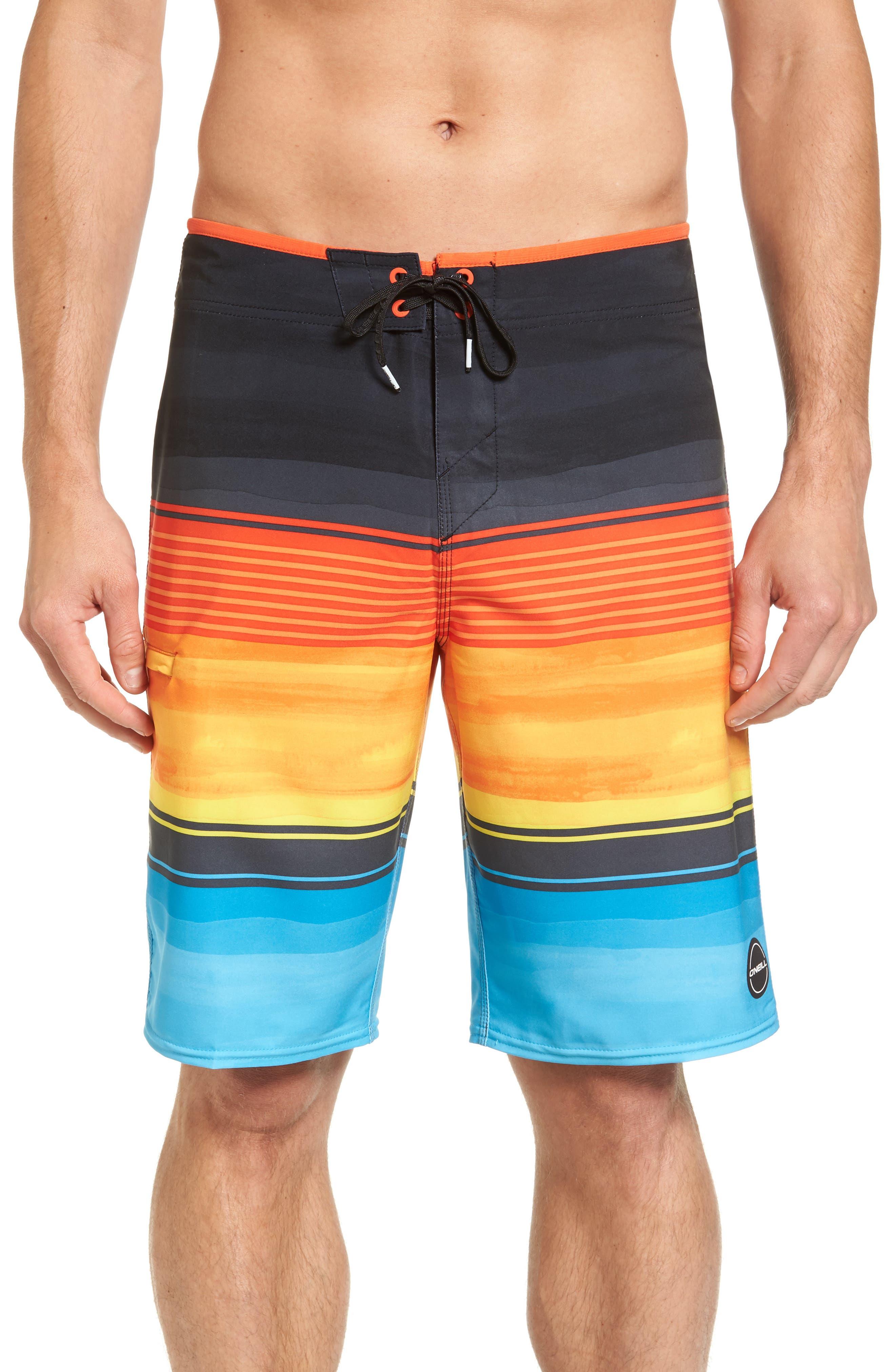Hyperfreak Heist Board Shorts,                             Main thumbnail 8, color,