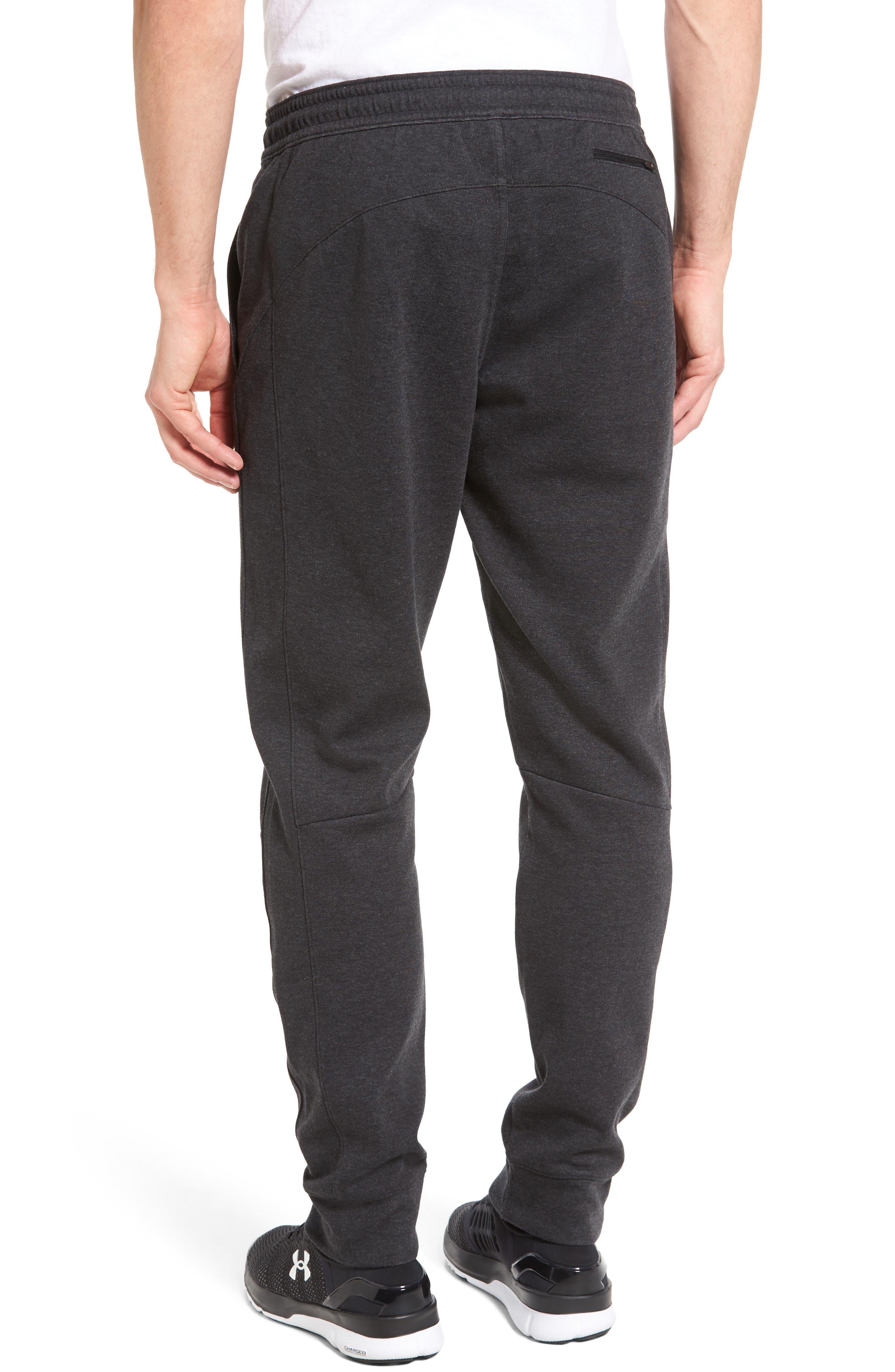 Knit Jogger Pants,                             Alternate thumbnail 2, color,                             001