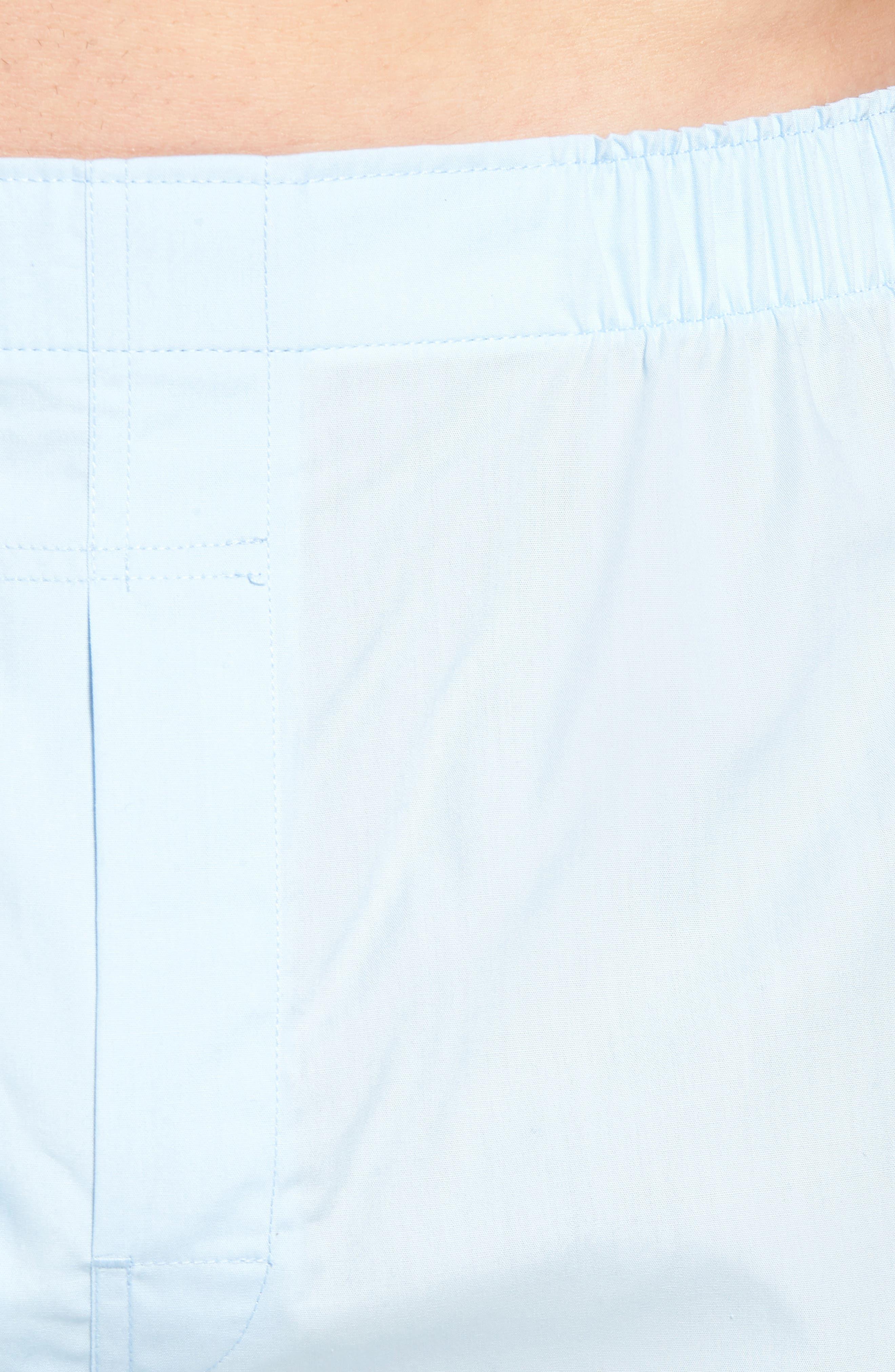3-Pack Cotton Boxers,                             Alternate thumbnail 5, color,                             461
