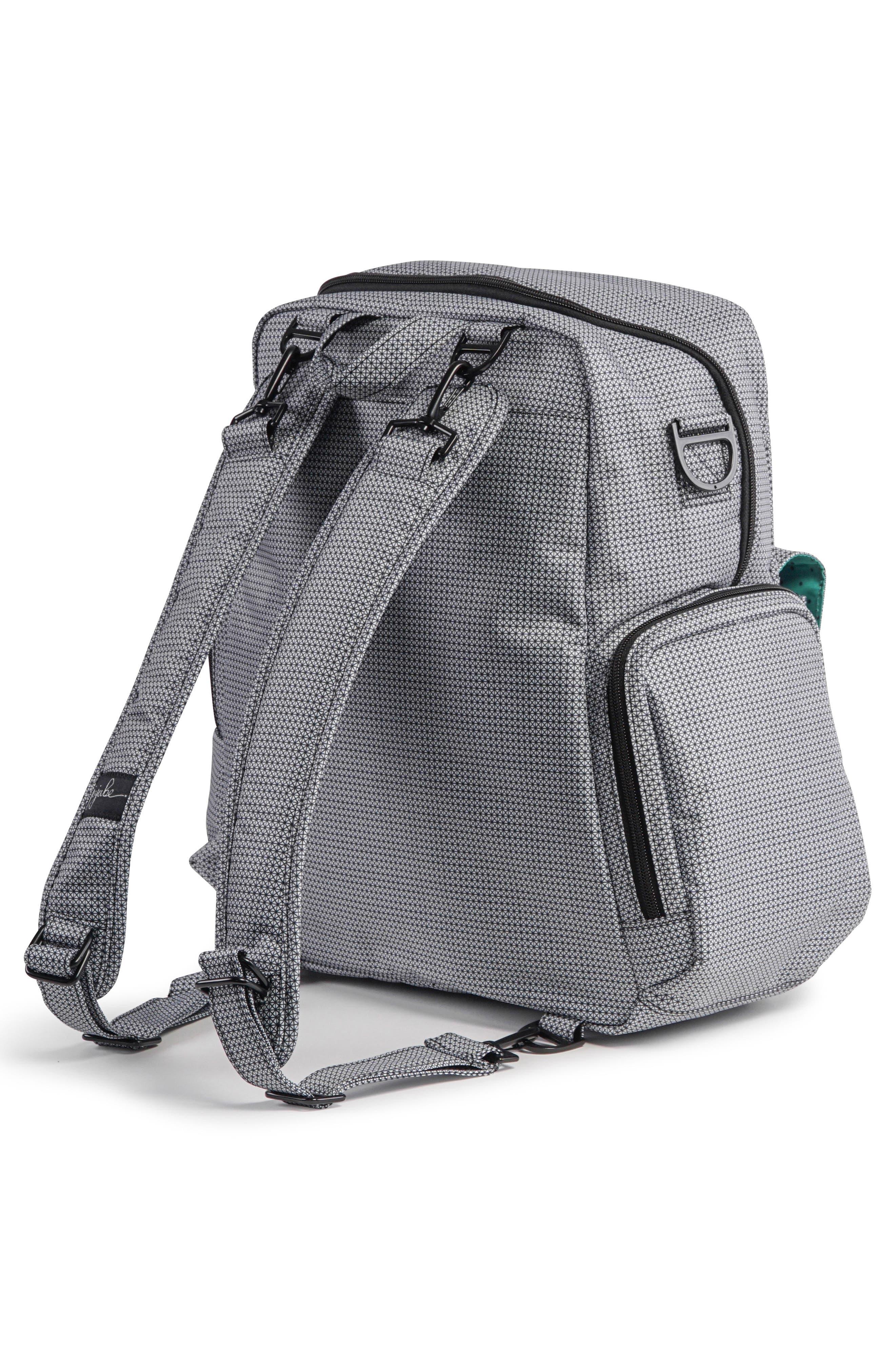 Be Nurtured Pumping Backpack,                             Alternate thumbnail 9, color,                             BLACK MATRIX