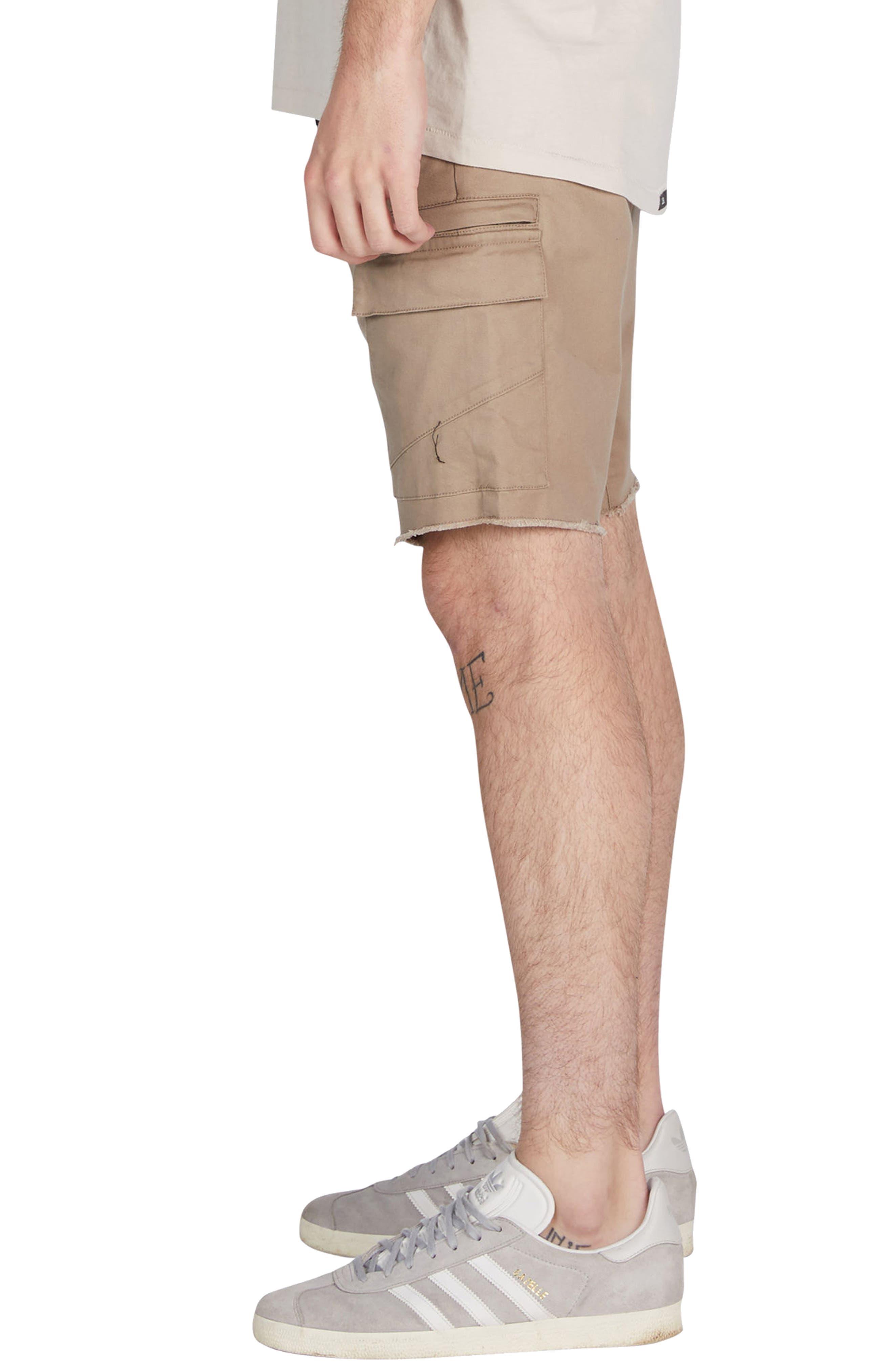 Sureshot Cargo Shorts,                             Alternate thumbnail 3, color,                             SAND